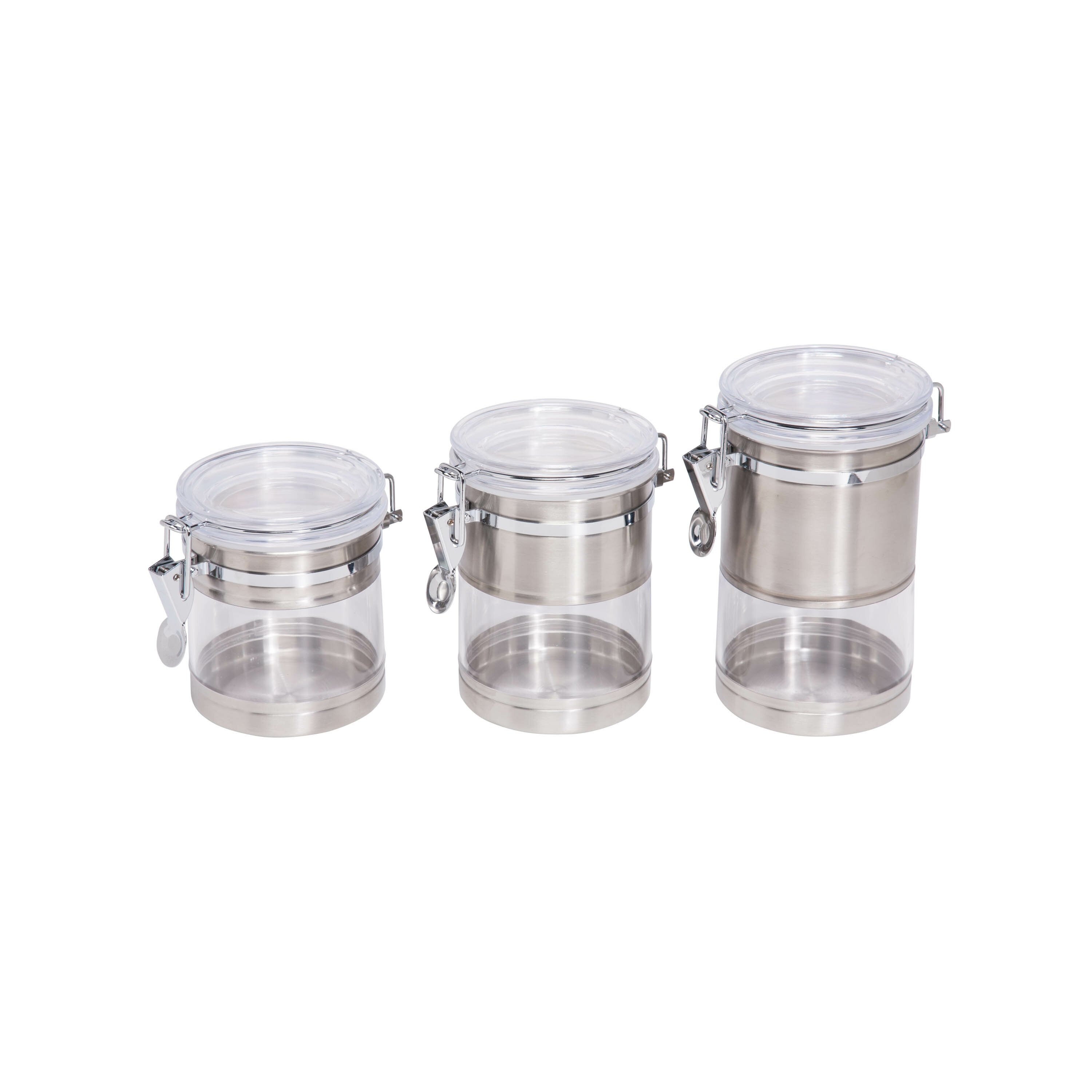 honey can do 4 piece kitchen canister set amp reviews