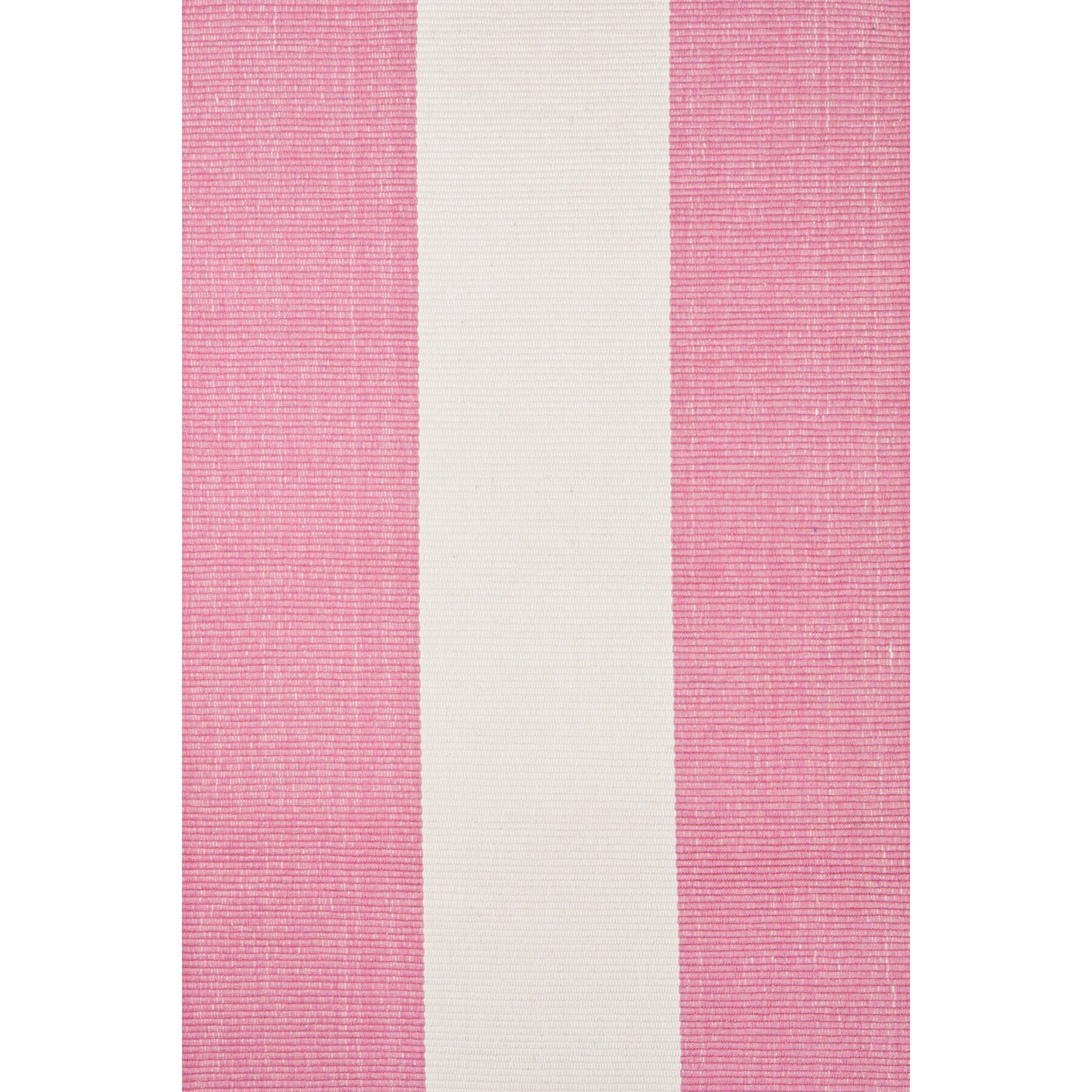 Dash and Albert Rugs Hand Woven Pink Area Rug & Reviews ...
