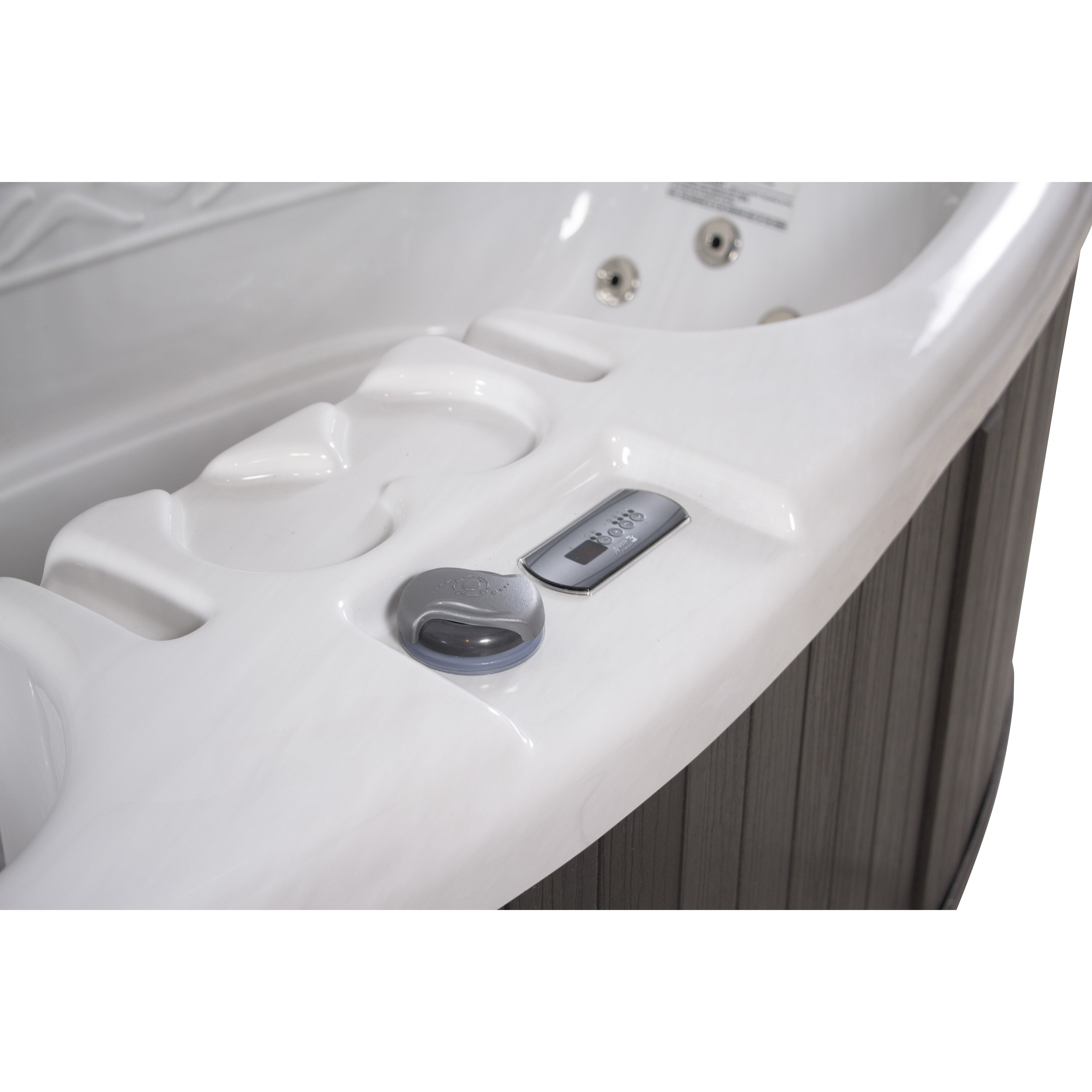 Jacuzzi Insert For Bathtub Tubethevote Qca Spas Cordoba 2 Person 16 Jet  Plug And Play Spa