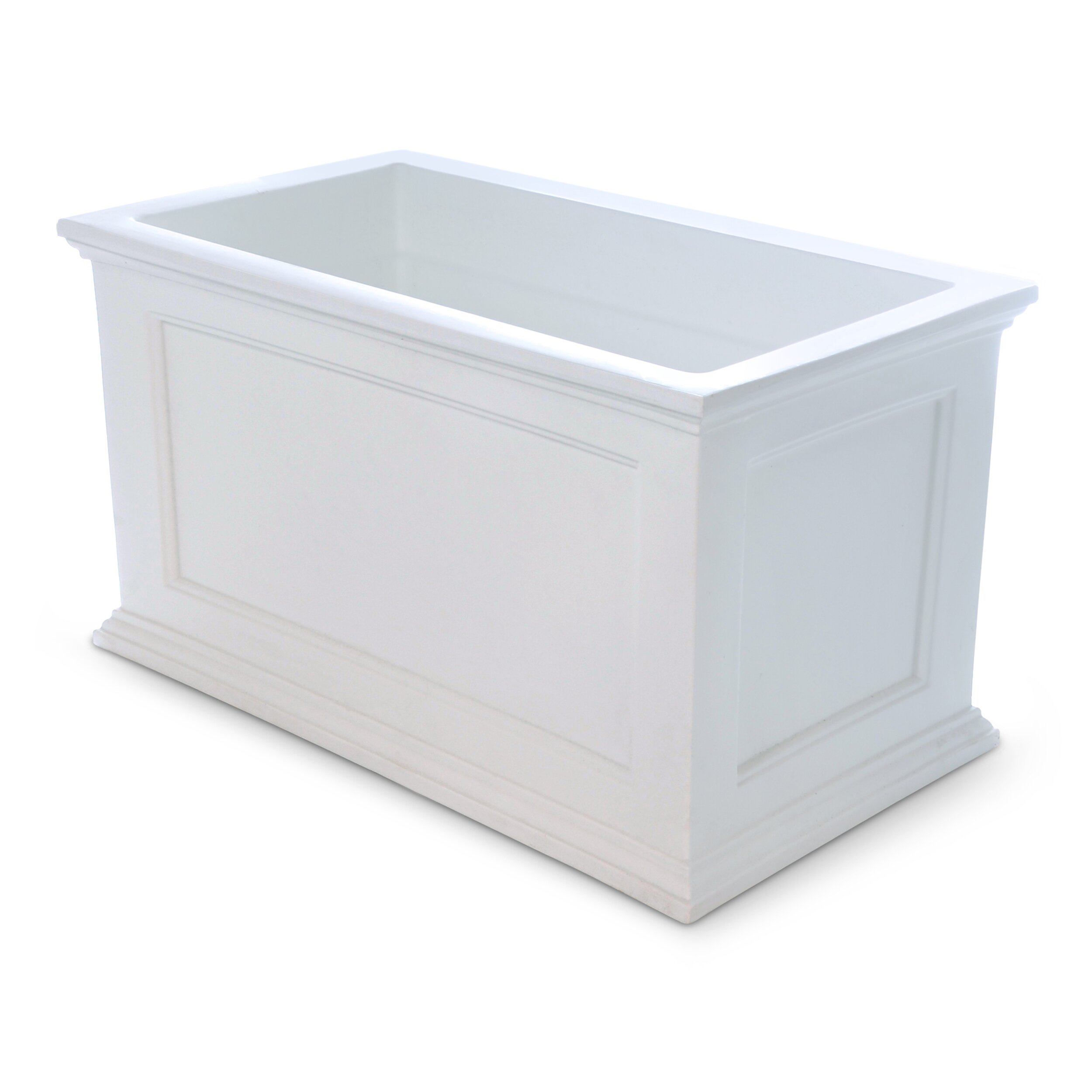 Mattress Fairfield Ca Mayne Inc. Fairfield Plastic Planter Box & Reviews ...