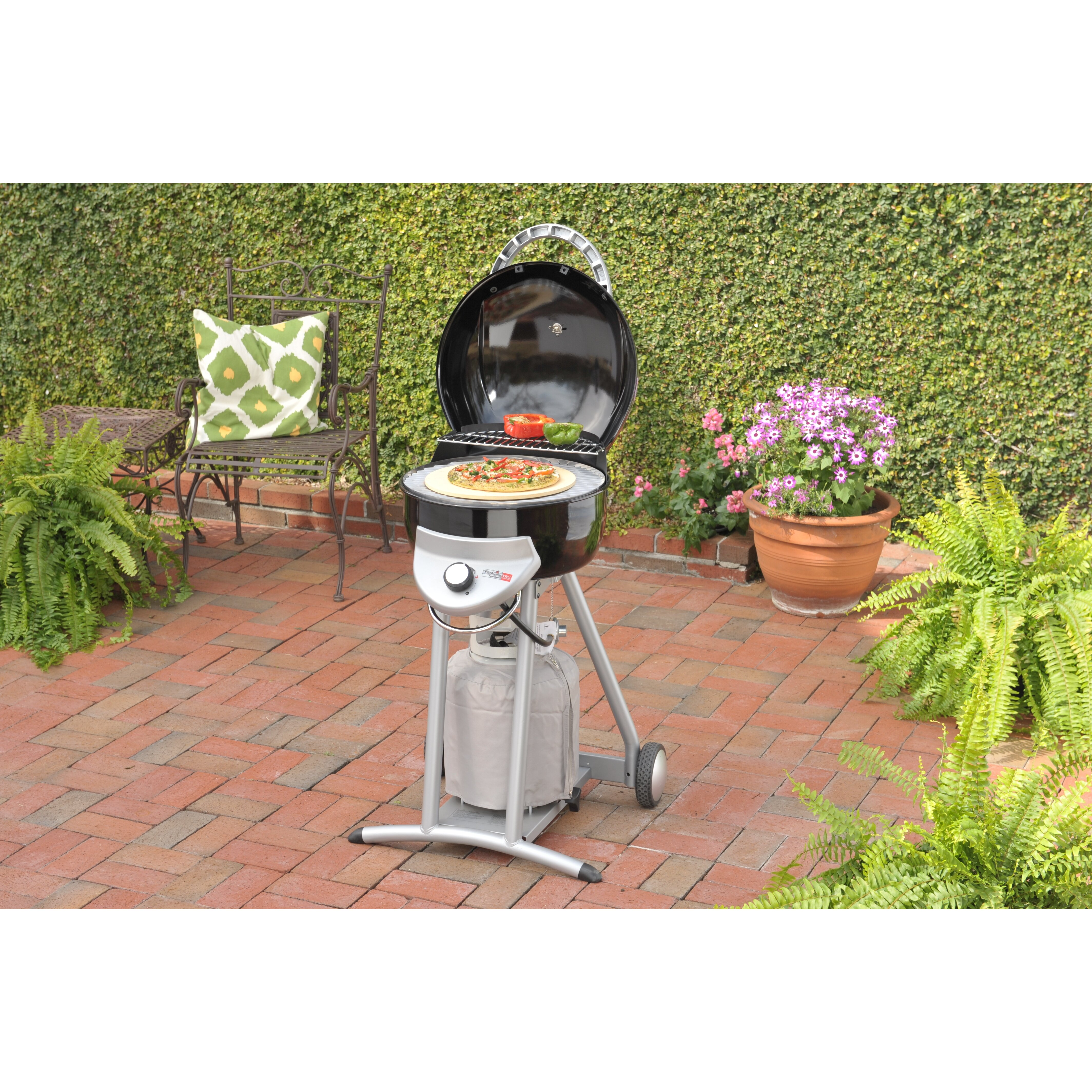 Char Broil Patio Bistro Infrared Electric Grill Icamblog .