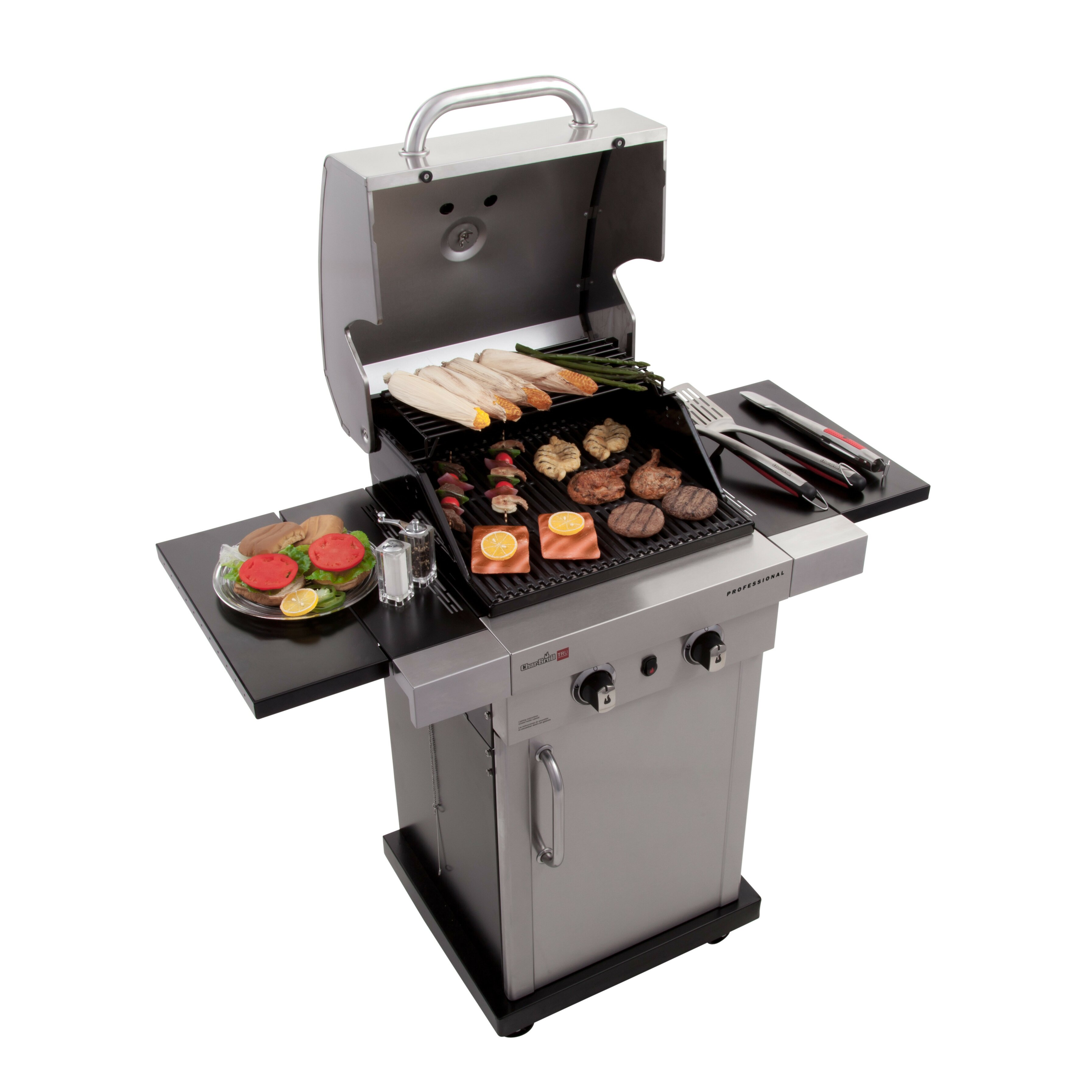 Charbroil Signature Infrared 2 Burner Propane Gas Grill