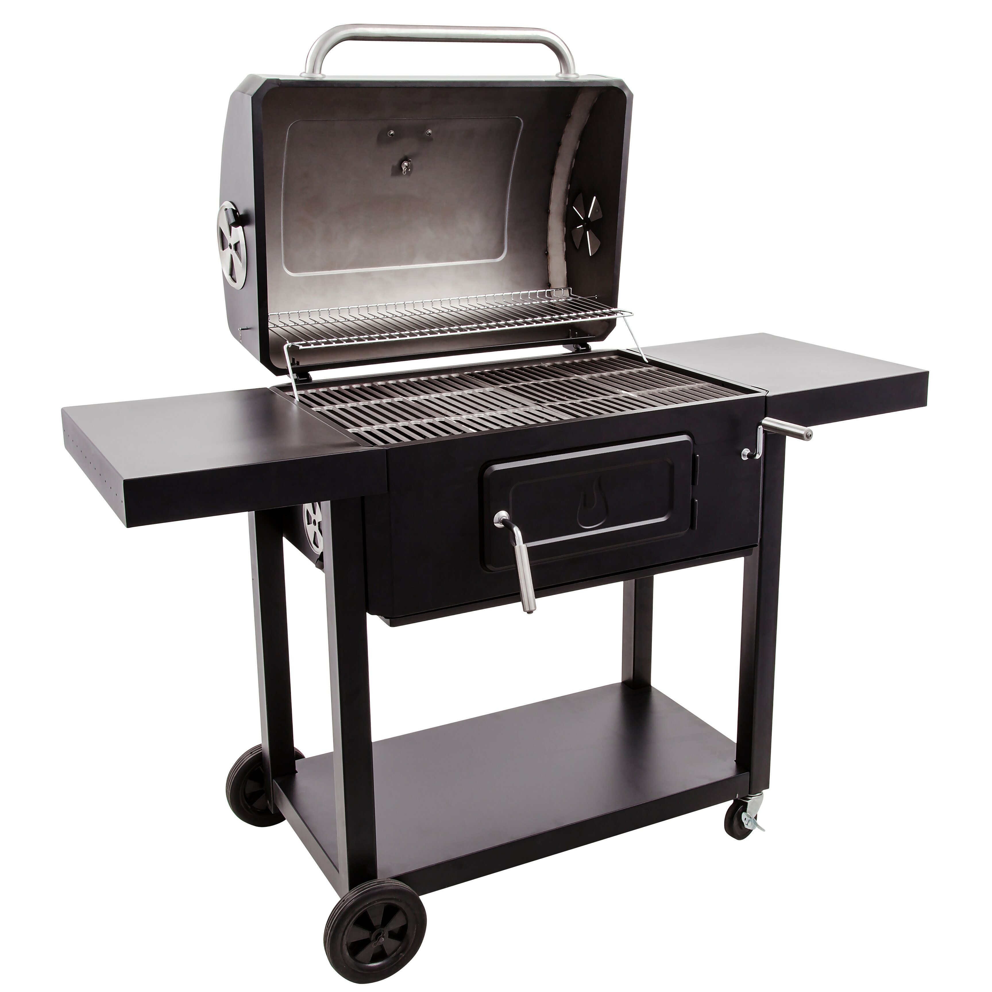 charbroil free standing charcoal grill reviews. Black Bedroom Furniture Sets. Home Design Ideas