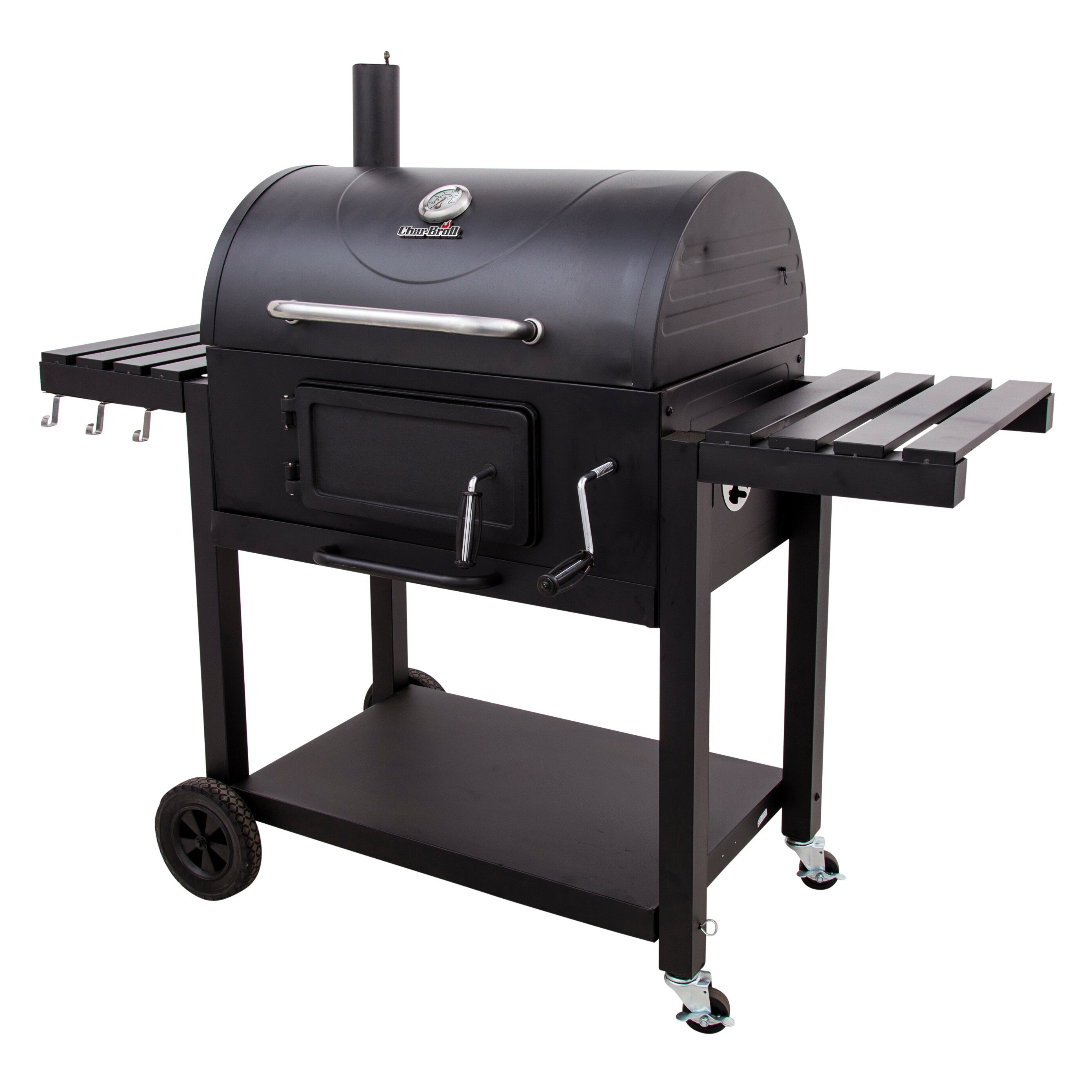 "CharBroil 30"" Deluxe Charcoal Grill & Reviews 