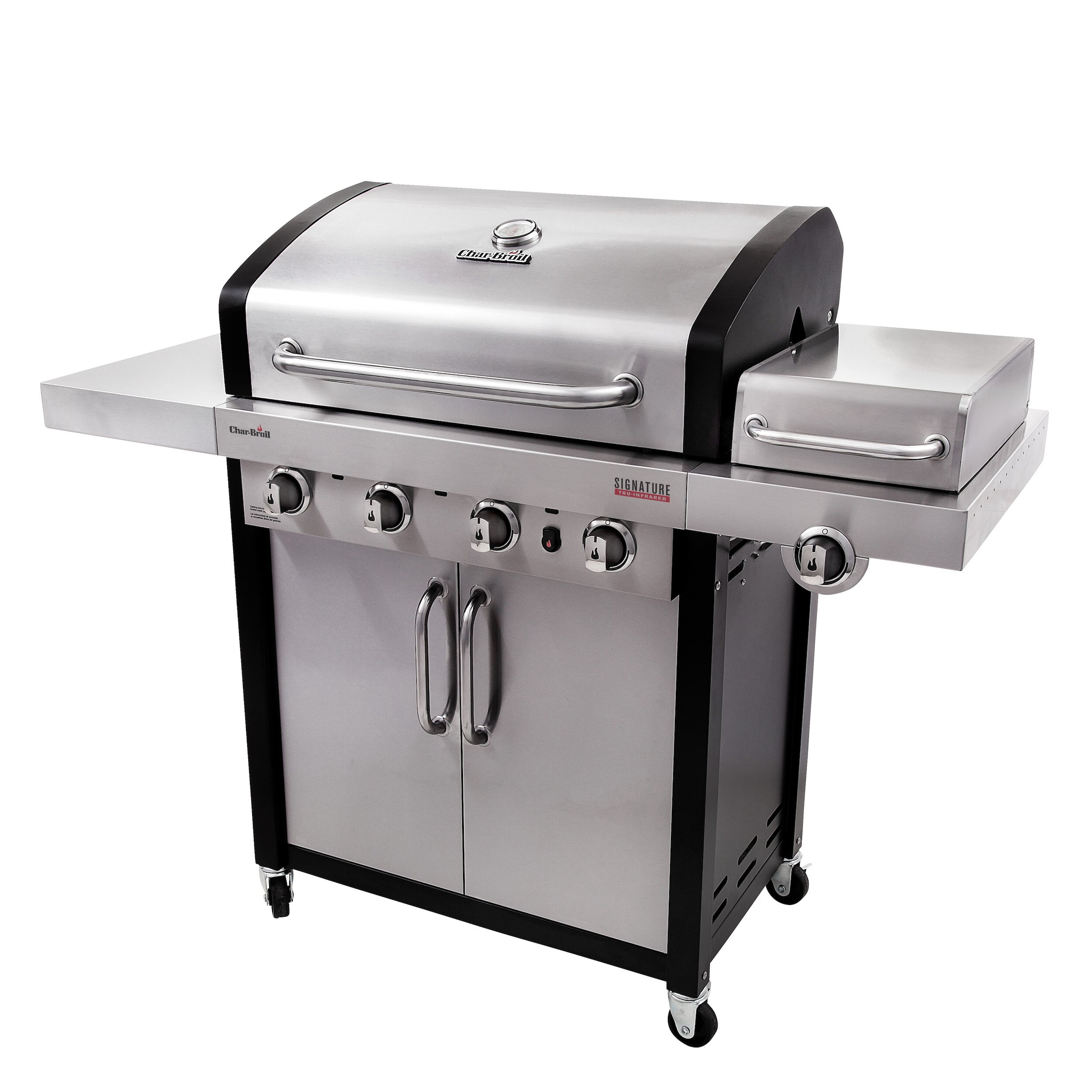 Charbroil Signature Infrared 4 Burner Propane Gas Grill