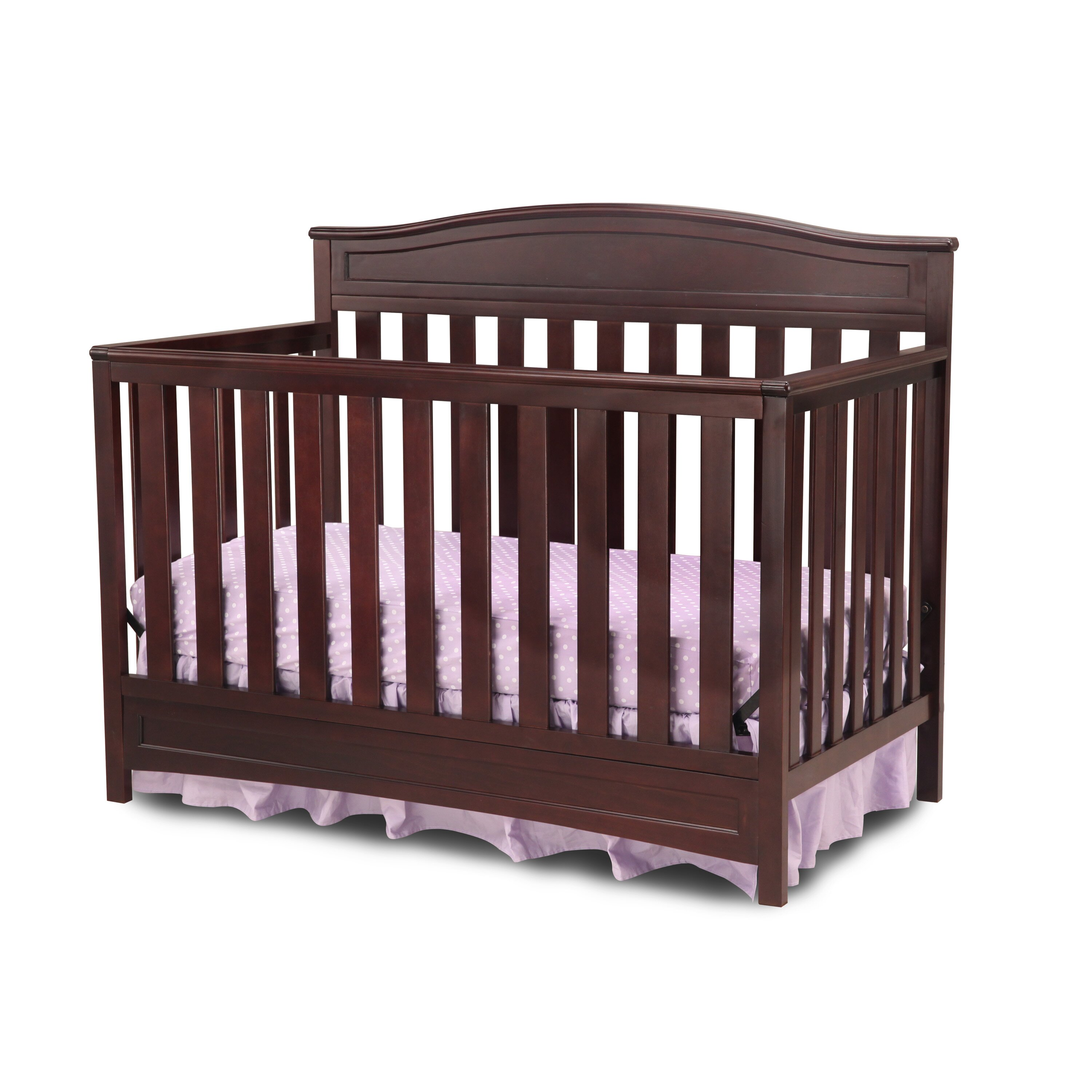 Delta Children Emery 4-in-1 Convertible Crib & Reviews ...