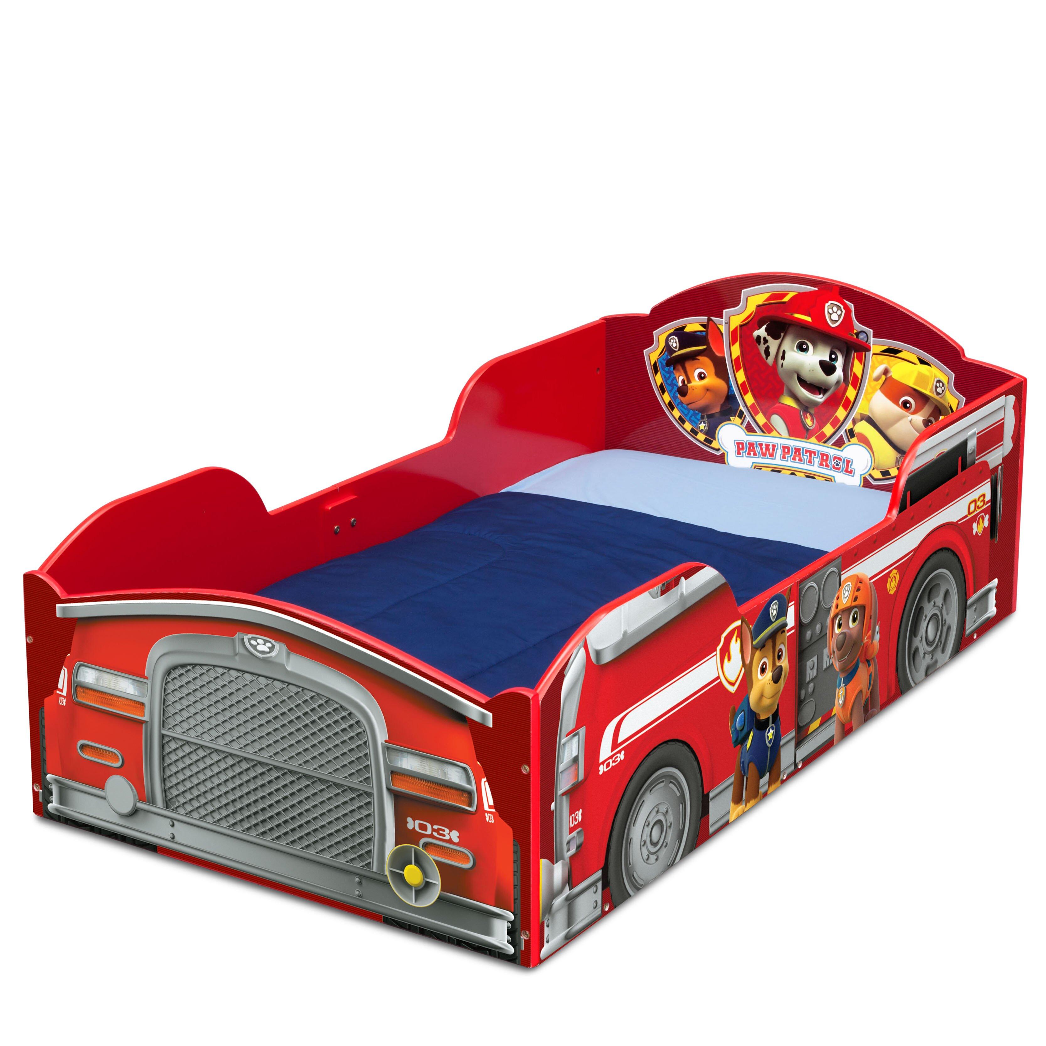 Little Tikes Bedroom Furniture Delta Children Nick Jr Paw Patrol Toddler Bed Reviews Wayfair