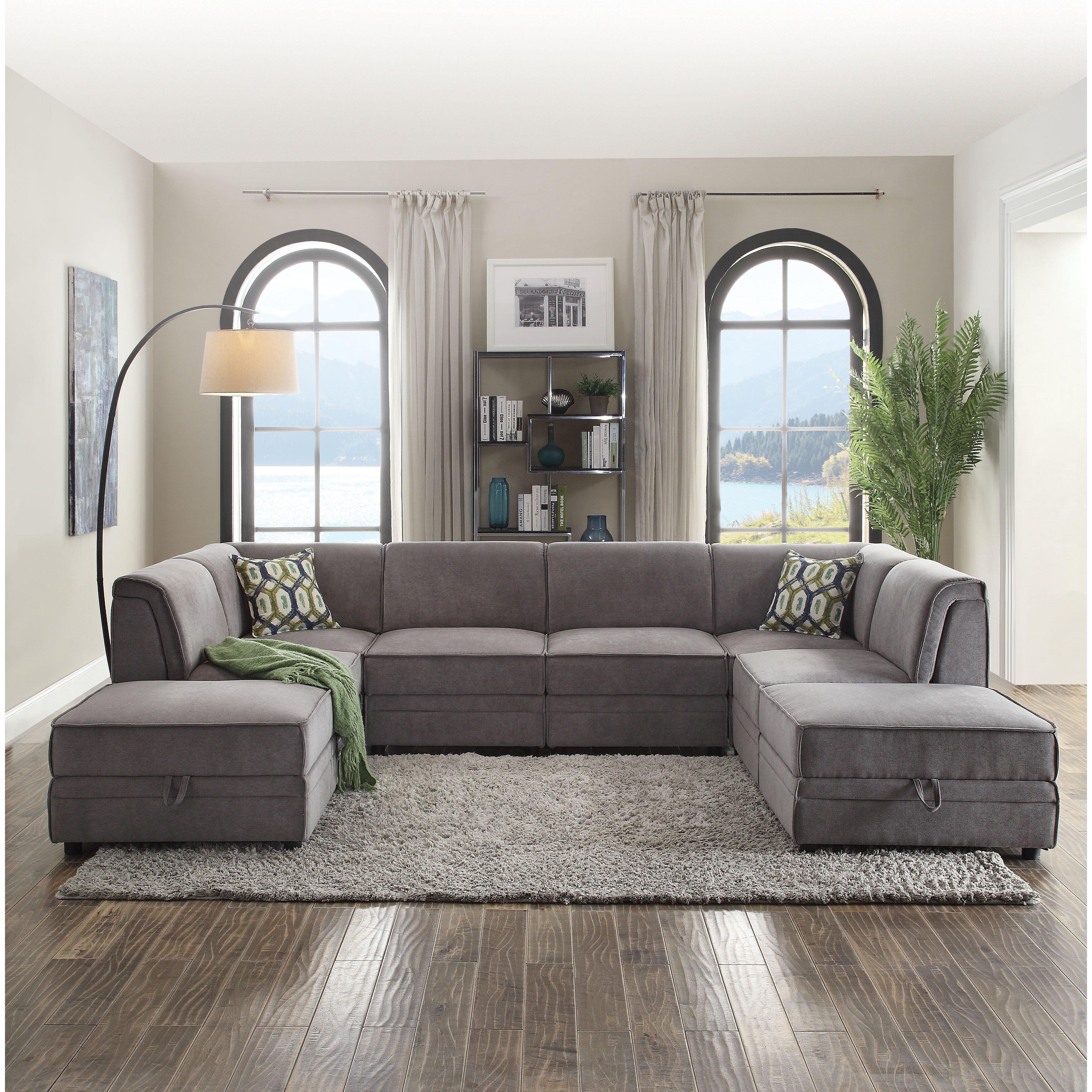 Acme Sectional Sofa hmmi