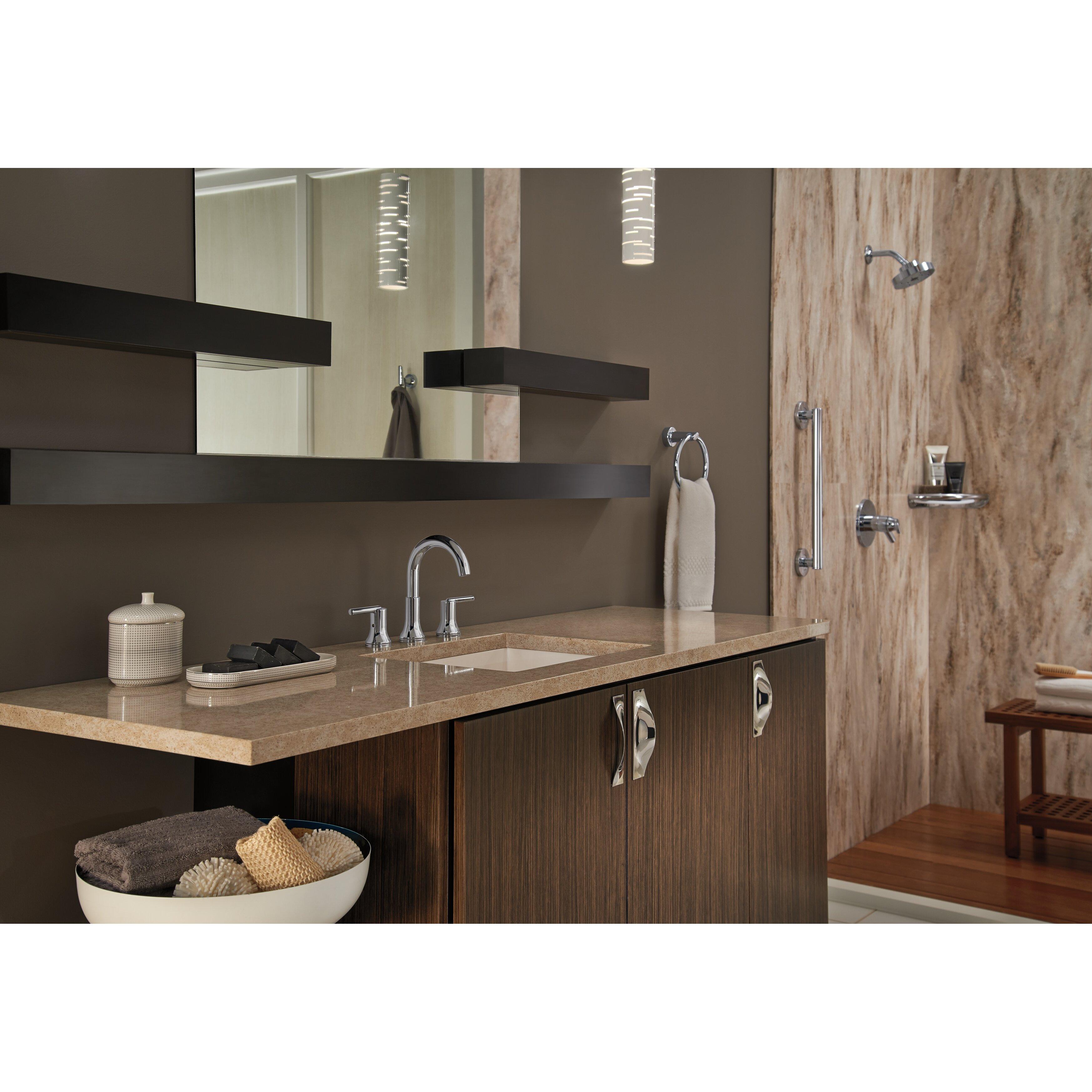 Country Bathroom Faucets Delta Trinsicar Bathroom Standard Faucet Lever Handle Bathroom