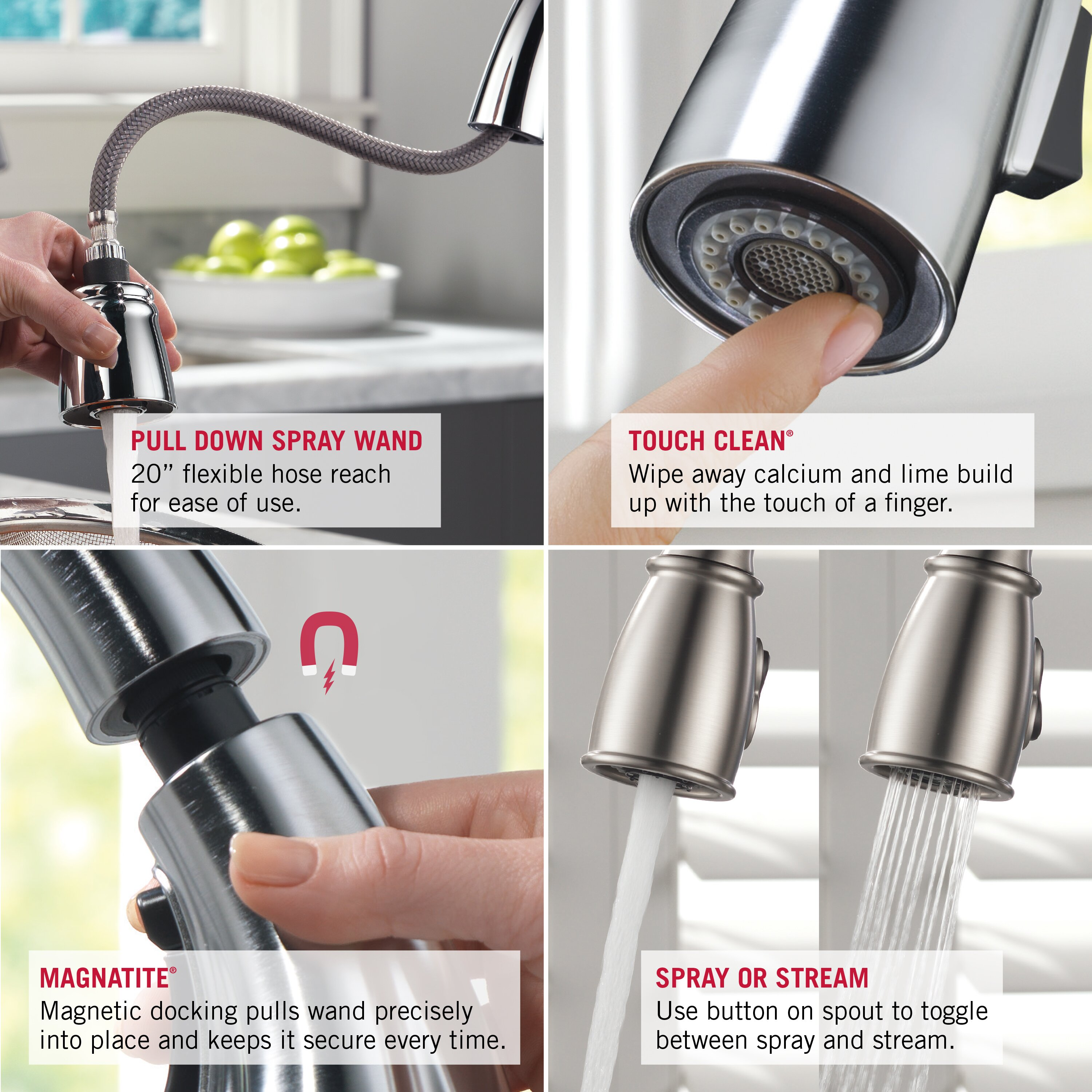 Delta Mateo E2 84 A2 Single Handle Deck Mounted Kitchen Faucet DLT delta linden kitchen faucet Delta Mateo trade Single Handle Deck Mounted Kitchen Faucet