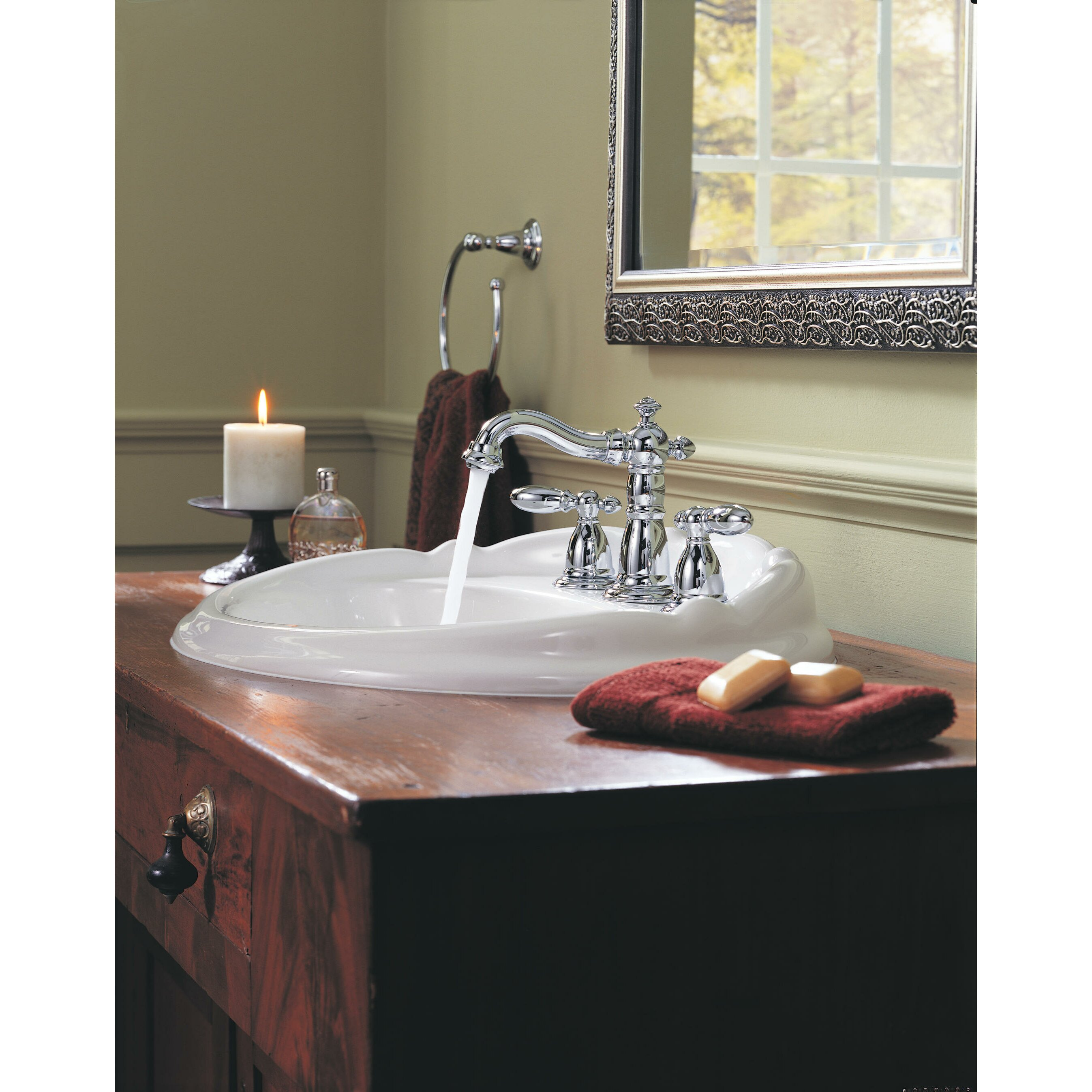 Delta Victorian Standard Bathroom Faucet Lever. Delta Victorian Standard Bathroom Faucet Lever   Reviews   Wayfair