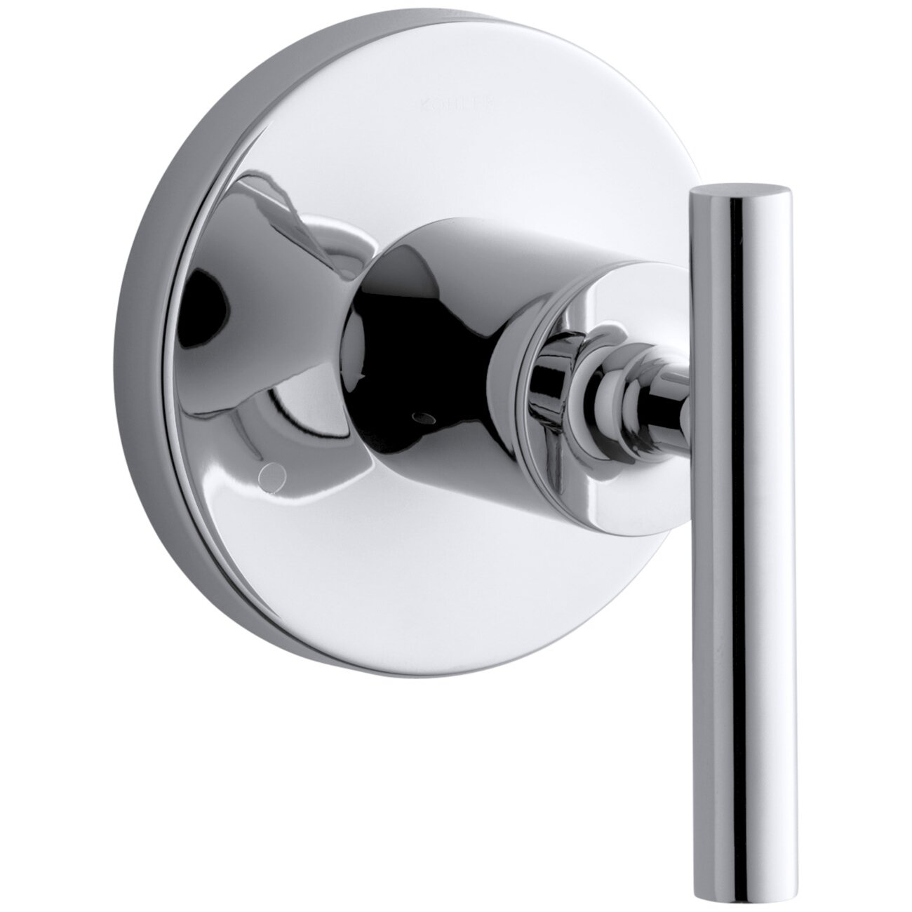 Kohler Diverter Handle for Purist Rite-Temp Pressure-Balancing ... - Kohler Diverter Handle for Purist Rite-Temp Pressure-Balancing Shower Faucet