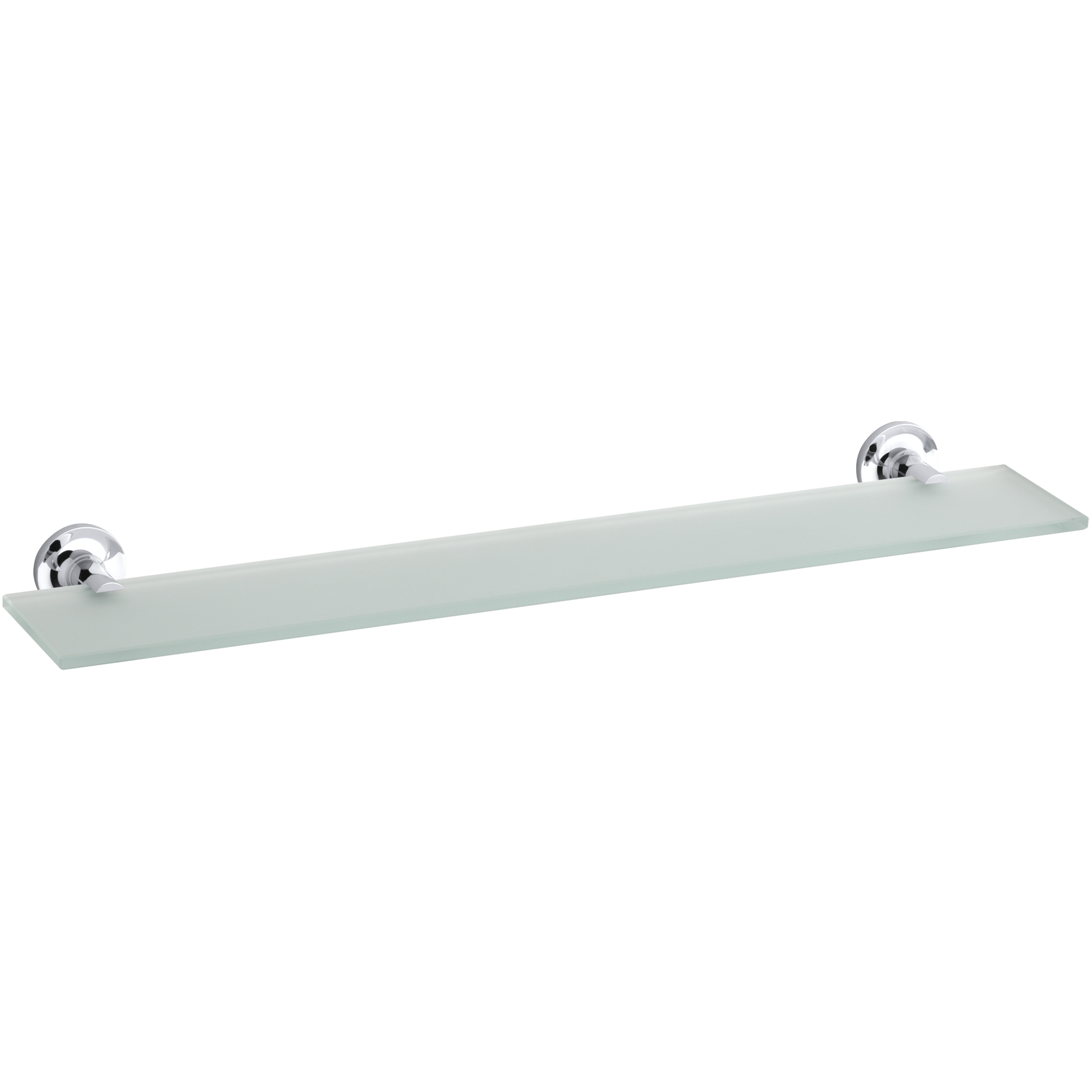 Bathroom Shelf Kohler Purist 225 W Bathroom Shelf Reviews Wayfair