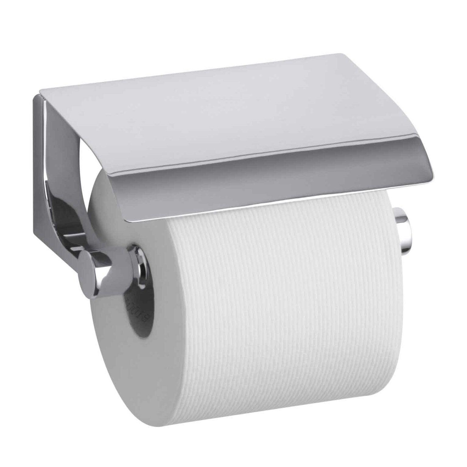 Kohler Loure Covered Horizontal Toilet Tissue Holder. Kohler Loure Covered Horizontal Toilet Tissue Holder   Reviews
