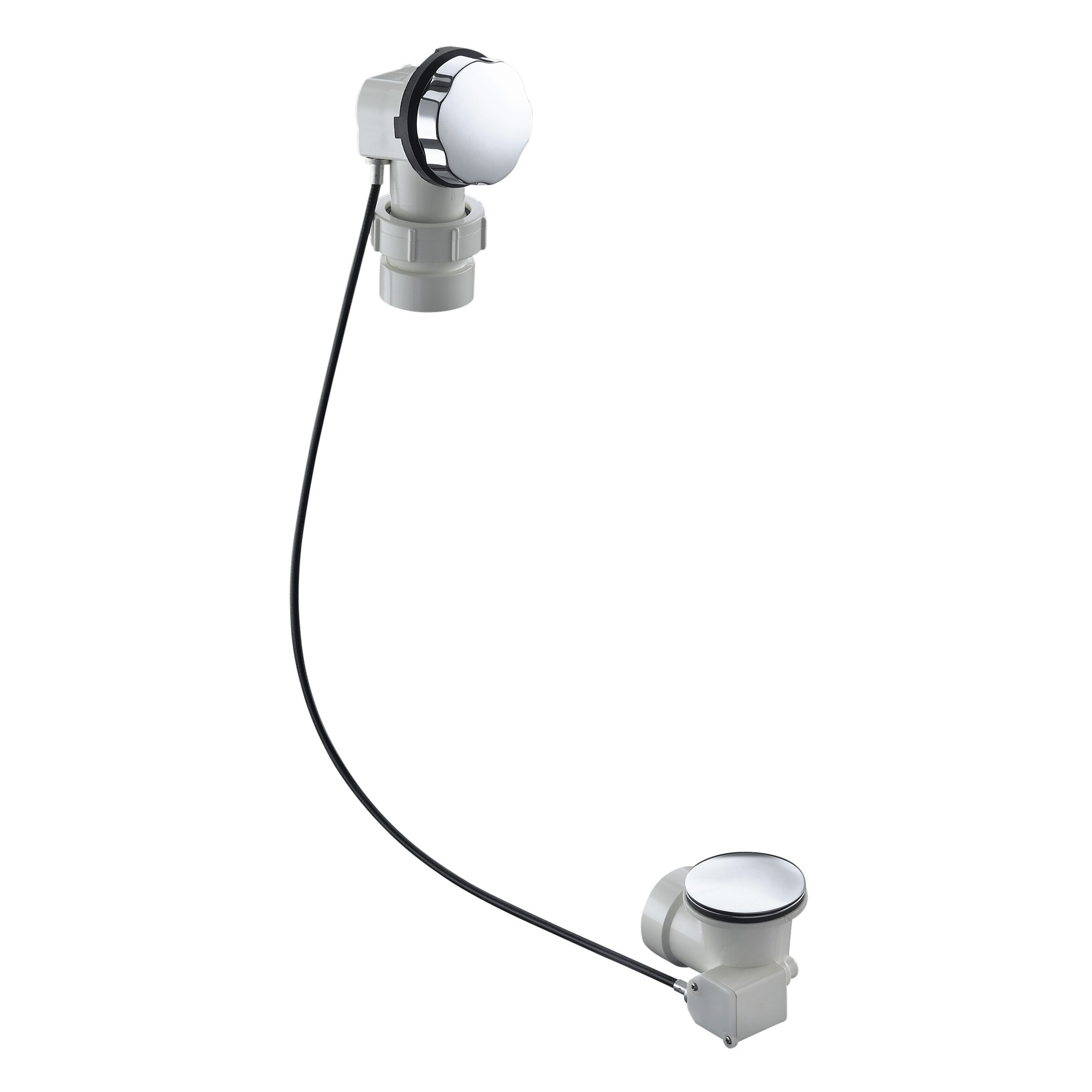 Kohler Bathroom Sink Drain : Kohler Clearflocable 3