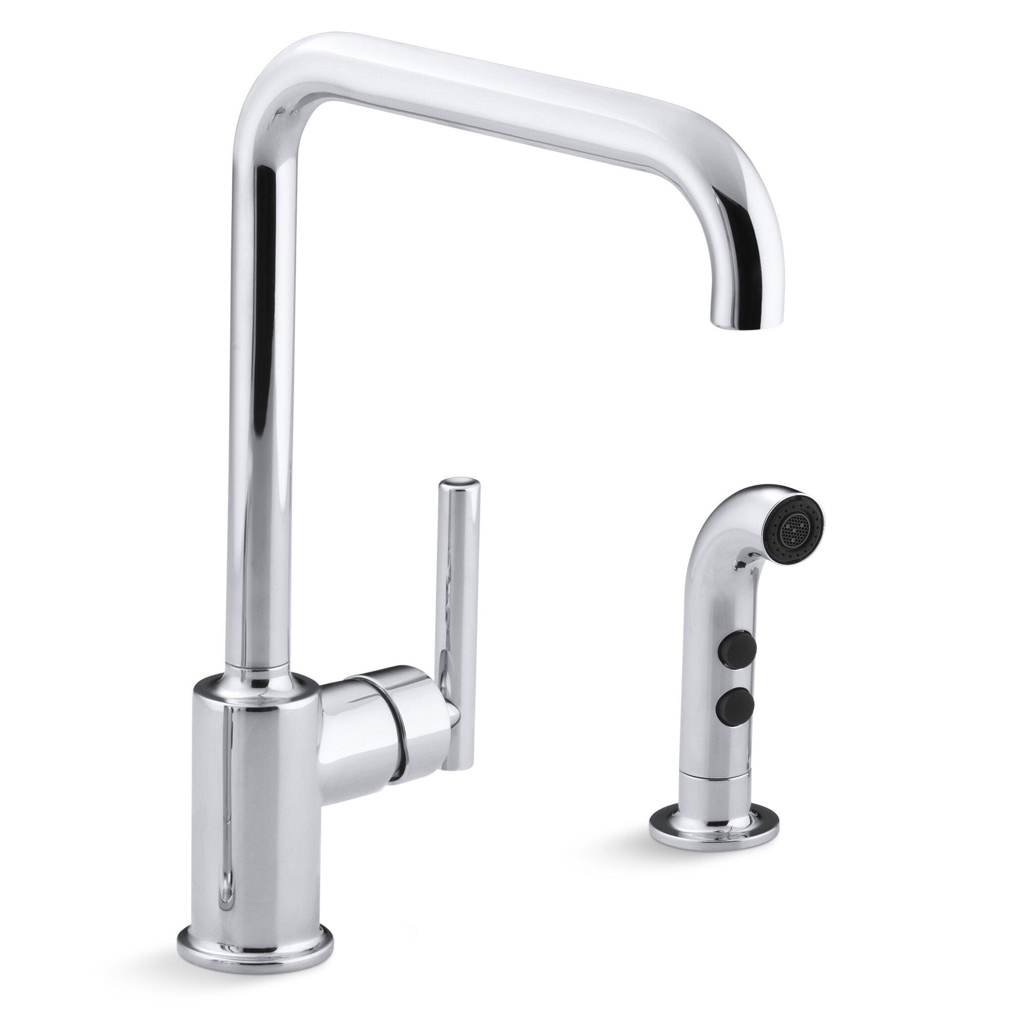 bathroom kohler kitchen sink faucets with kohler wall mount kohler