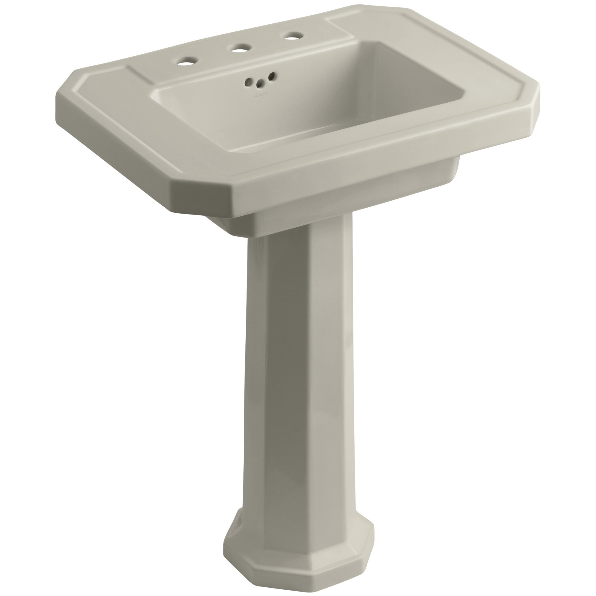 Kohler Kathryn Pedestal Bathroom Sink. Kohler Kathryn Pedestal Bathroom Sink   Reviews   Wayfair