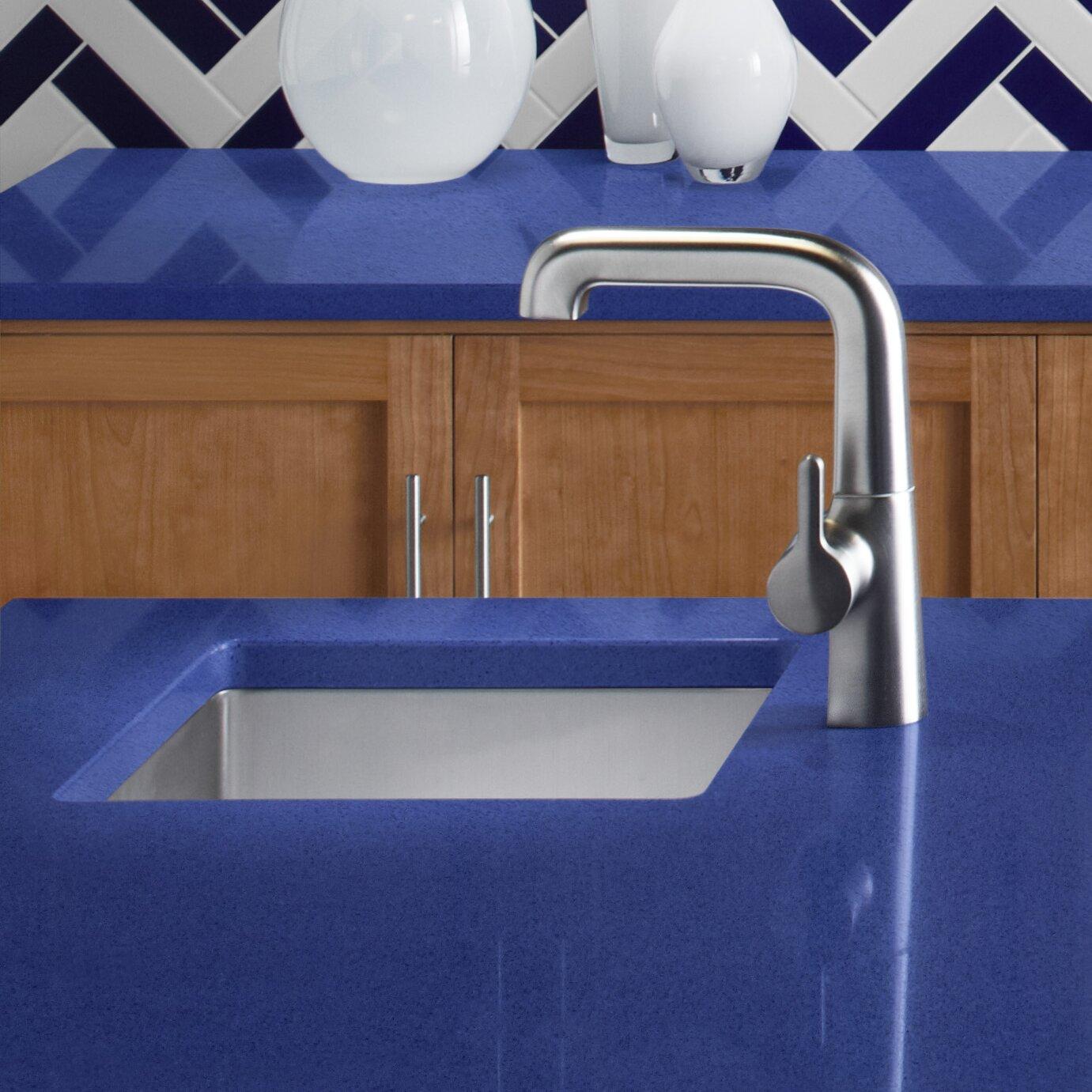Kohler Strive 15 Quot X 15 Quot Under Mount Bar Sink With Basin