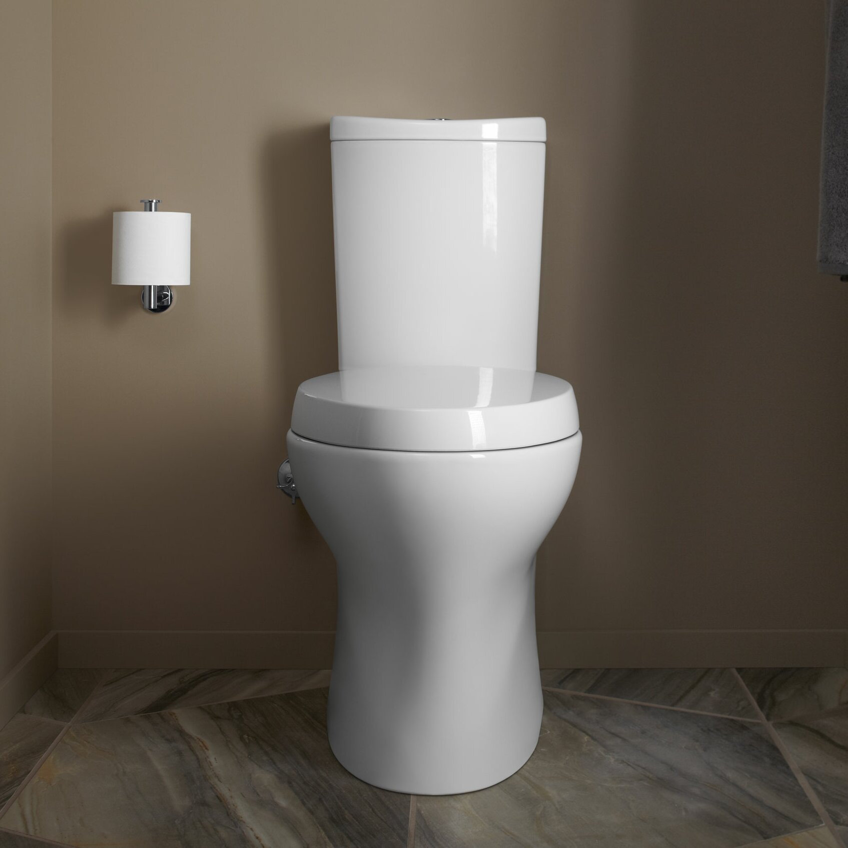 ... Fixtures ... Two-Piece Toilets Kohler Part #: K-3723 SKU: KOH14181