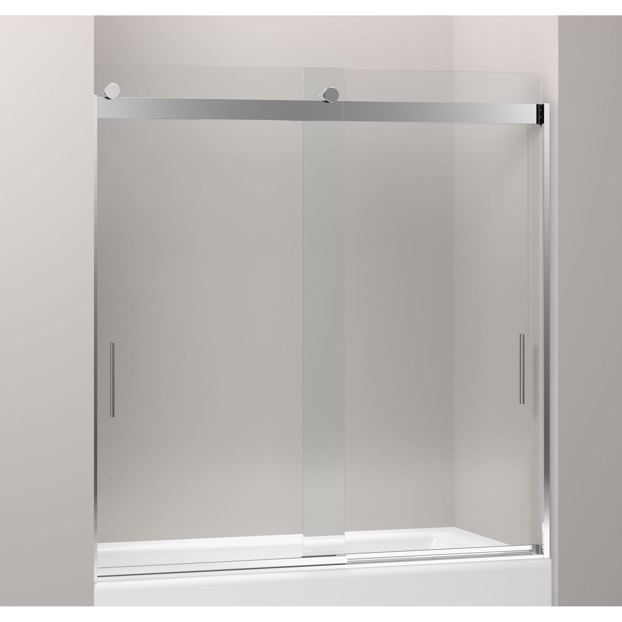 Kohler Levity 59 63 Quot X 62 Quot Bypass Bath Door Amp Reviews