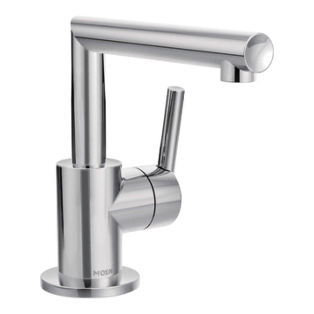 Moen 90 Degree Kitchen Faucet Moen Arris Bathroom Faucet With Drain Assembly Reviews Wayfair