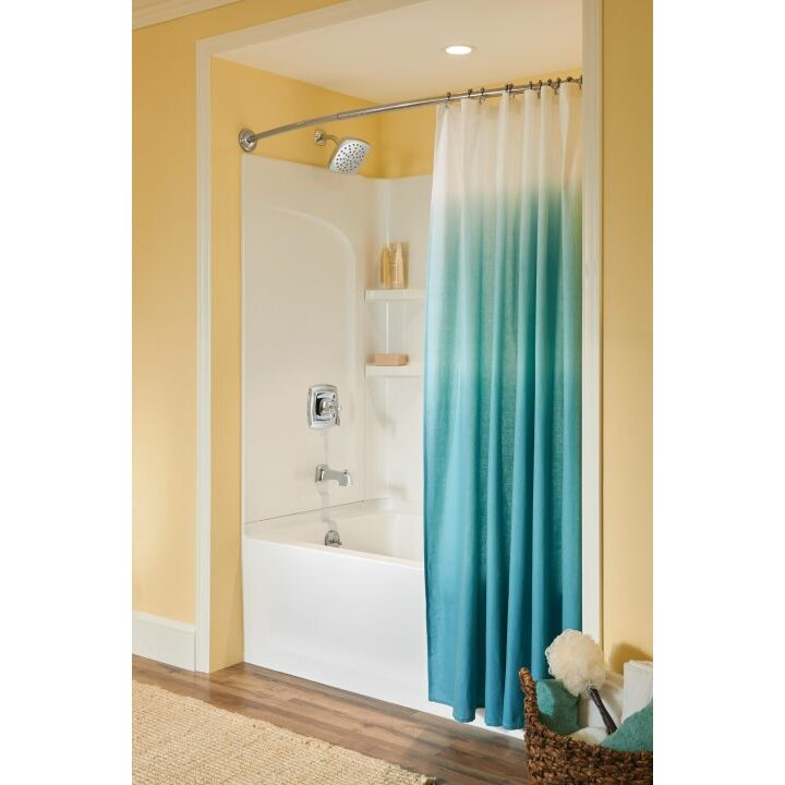 Moen shower curtain rod