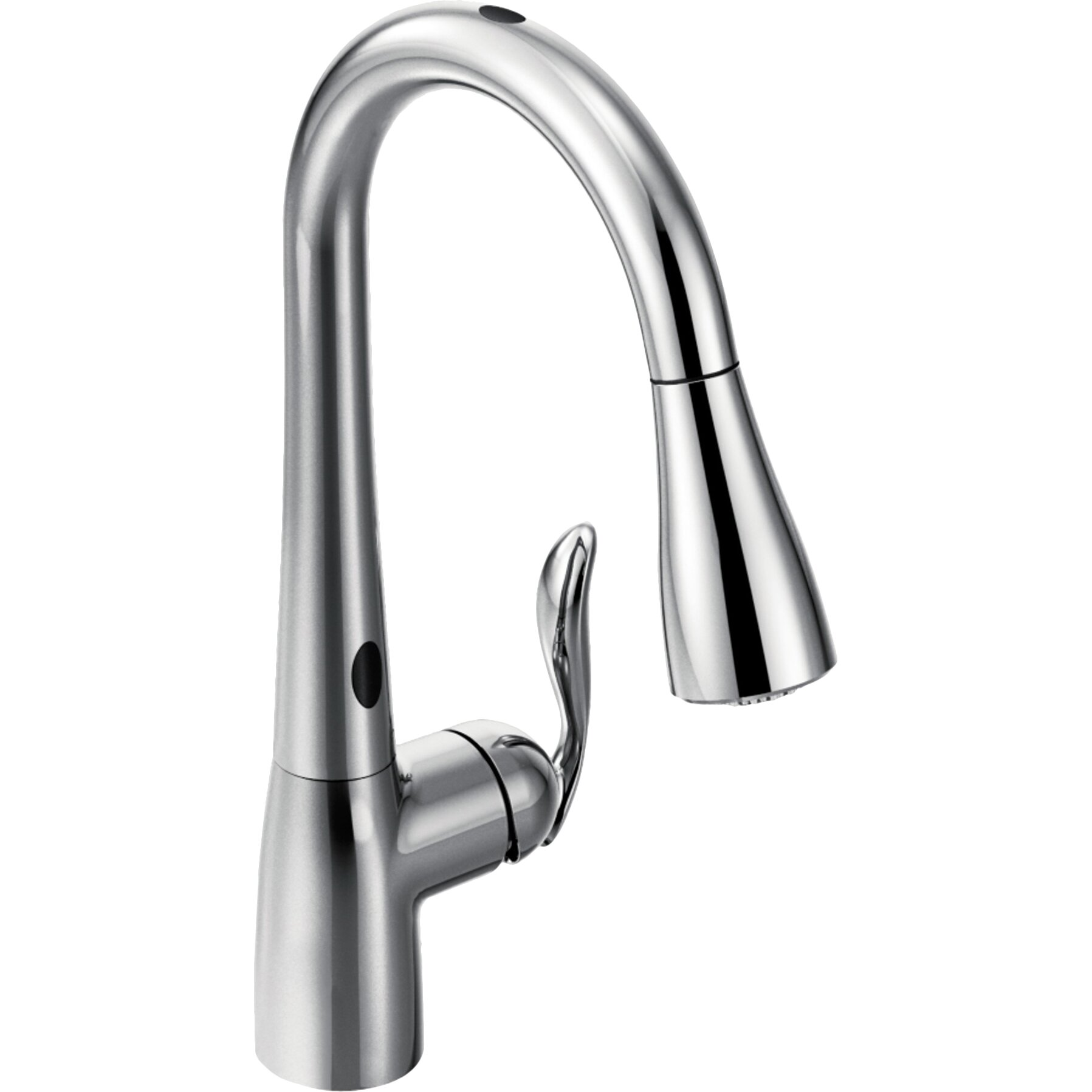 moen arbor single handle single hole kitchen faucet
