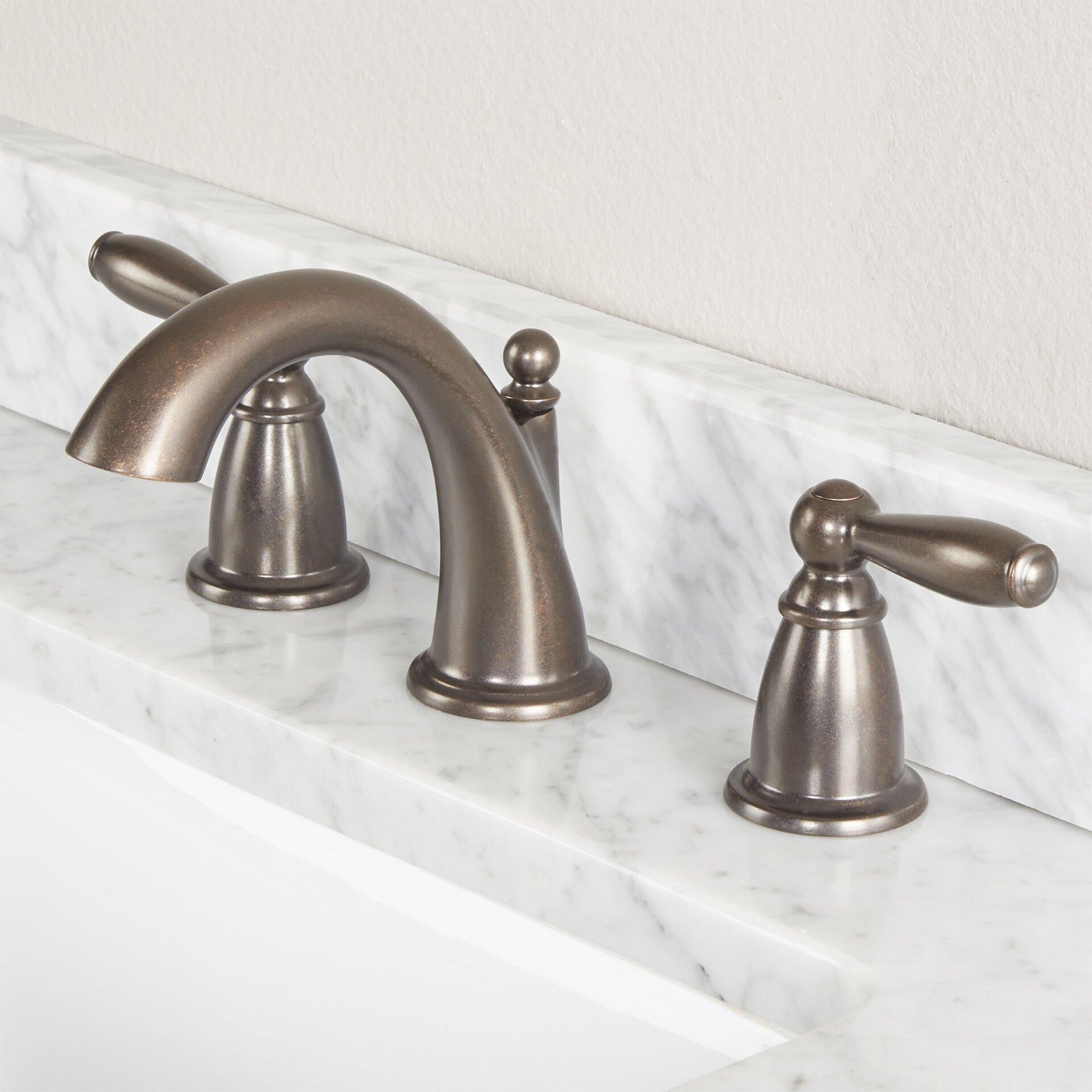 moen brantford double handle widespread standard bathroom moen 6810 method single handle low arc bathroom faucet