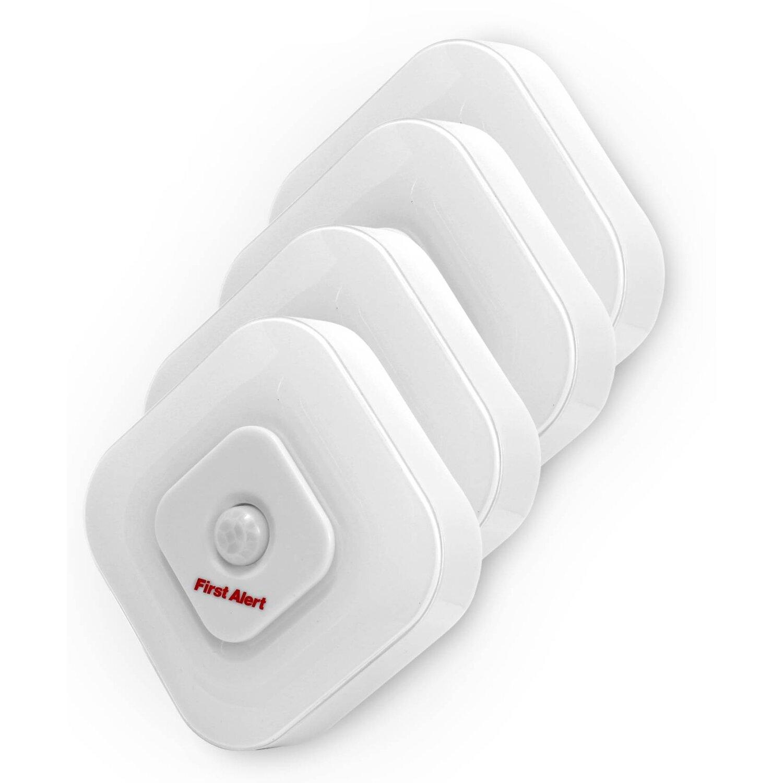 Night light with motion sensor - First Alert Indoor Motion Sensor Led Night Light