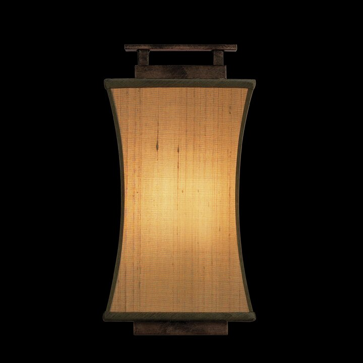 Fine Art Lamps Fusion 1 Light Wall Sconce Wayfair.ca