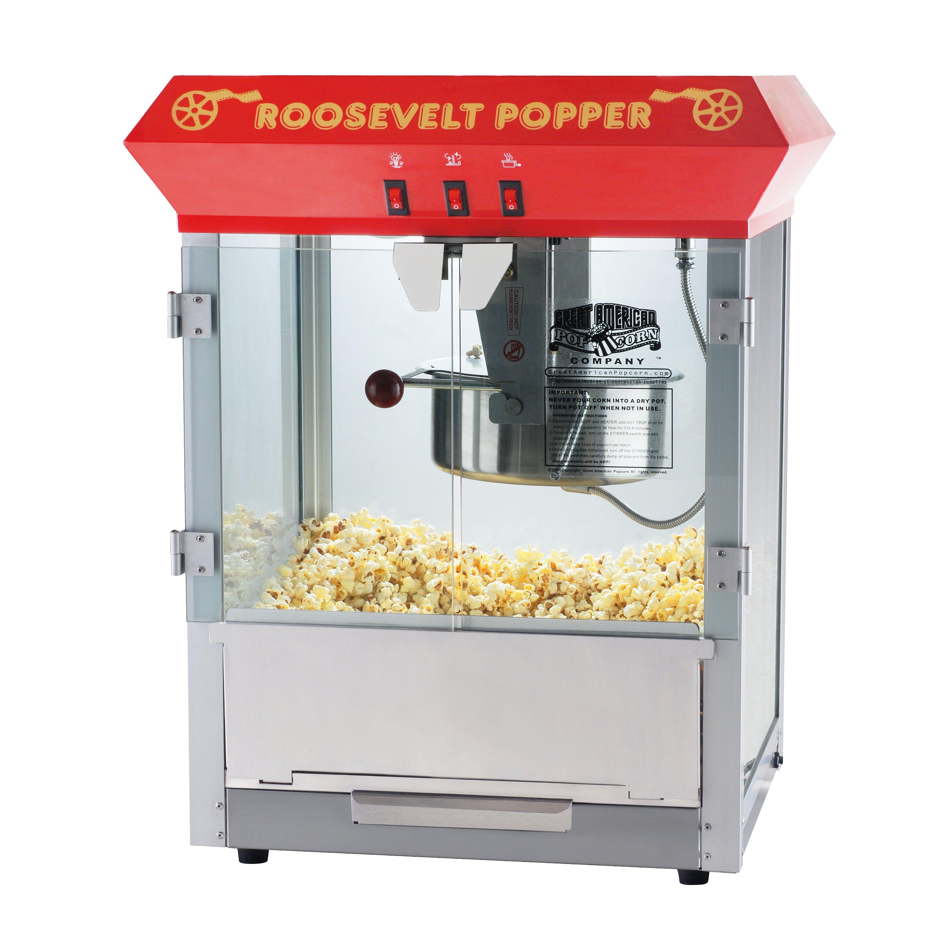 Great Northern Popcorn 8 Oz Roosevelt Antique Popcorn