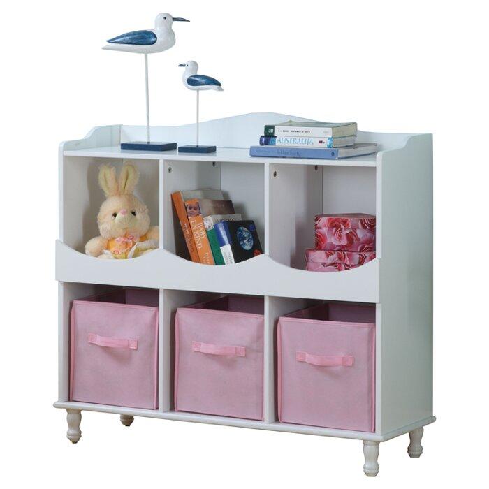InRoom Designs Cubby Toy Storage & Reviews   Wayfair