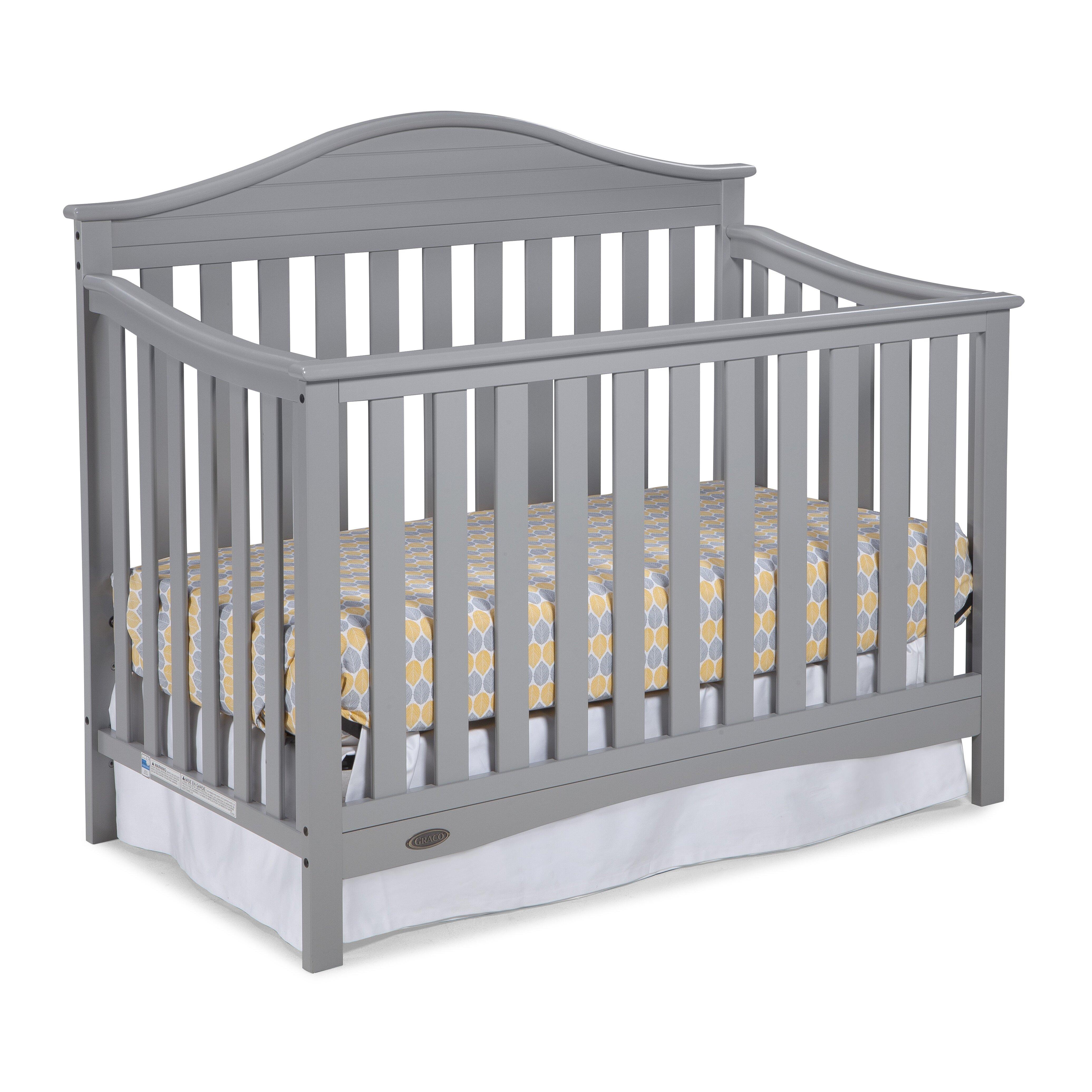 Baby cribs nashville tn - Graco Harbor Lights 4 In 1 Convertible Crib