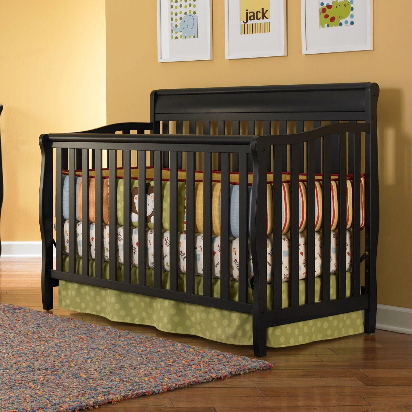 Used crib for sale edmonton - Graco Stanton 4 In 1 Convertible Crib