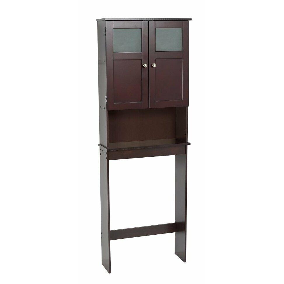 Modern Bathroom Storage Cabinet Over The Toilet Storage Cabinets Bathroom Etagere Youll Love