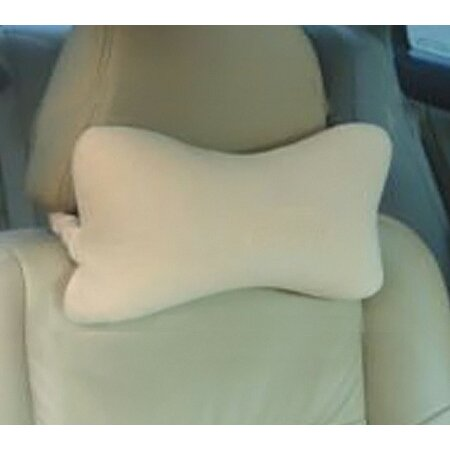 deluxe comfort bone neck cotton bed rest pillow - Bed Pillow Chair