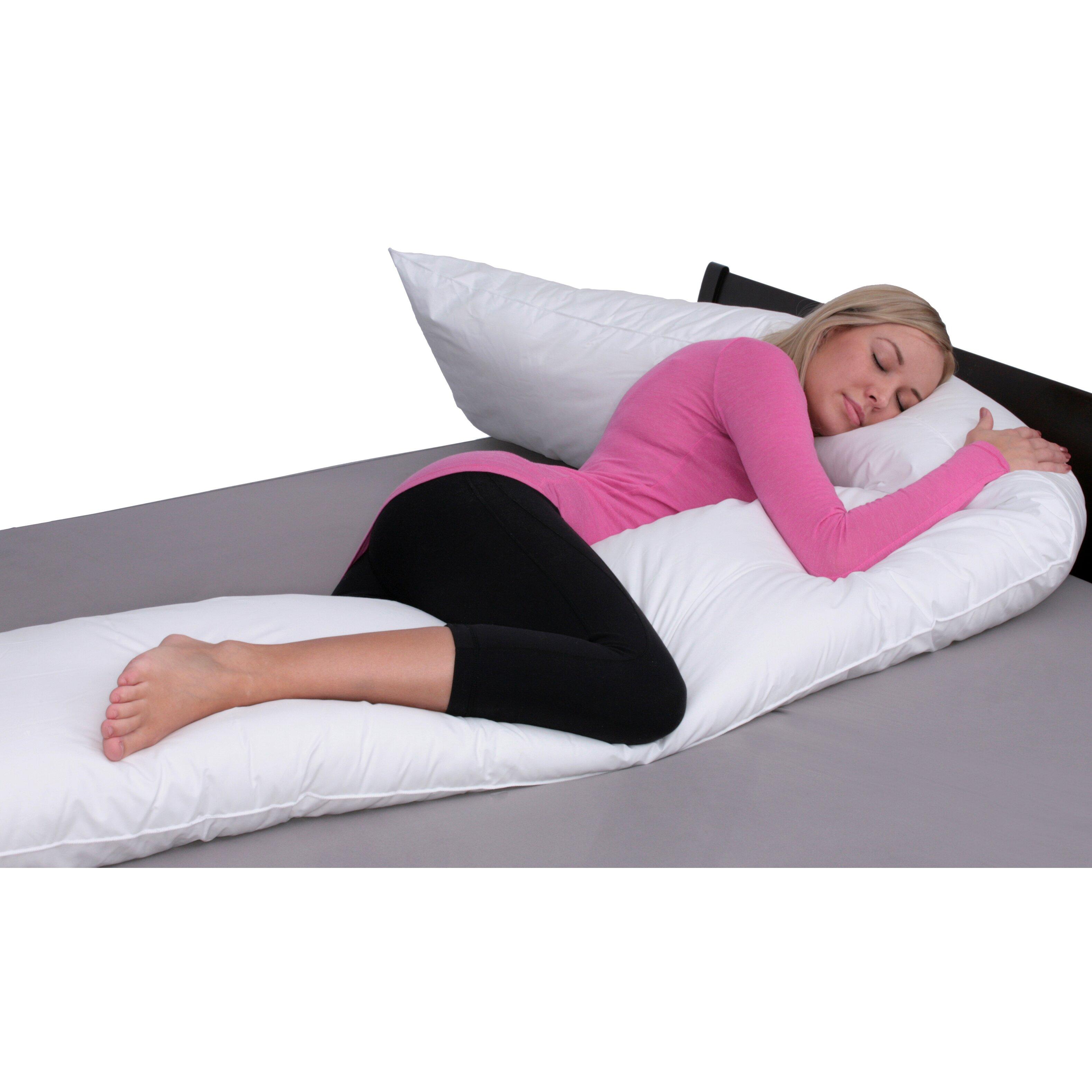 Down Alternative Body Pillow