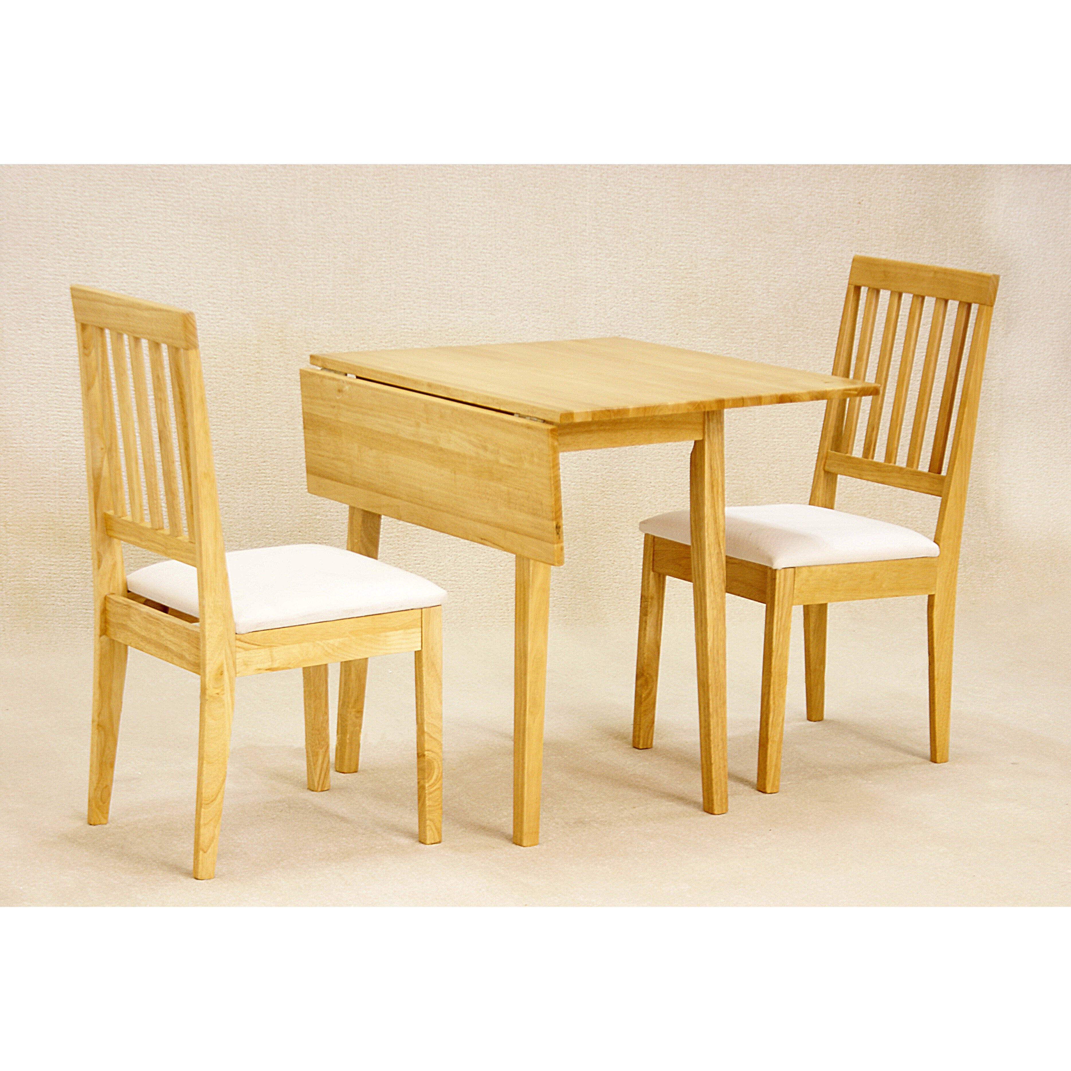 2 Chair Dining Room Set dact