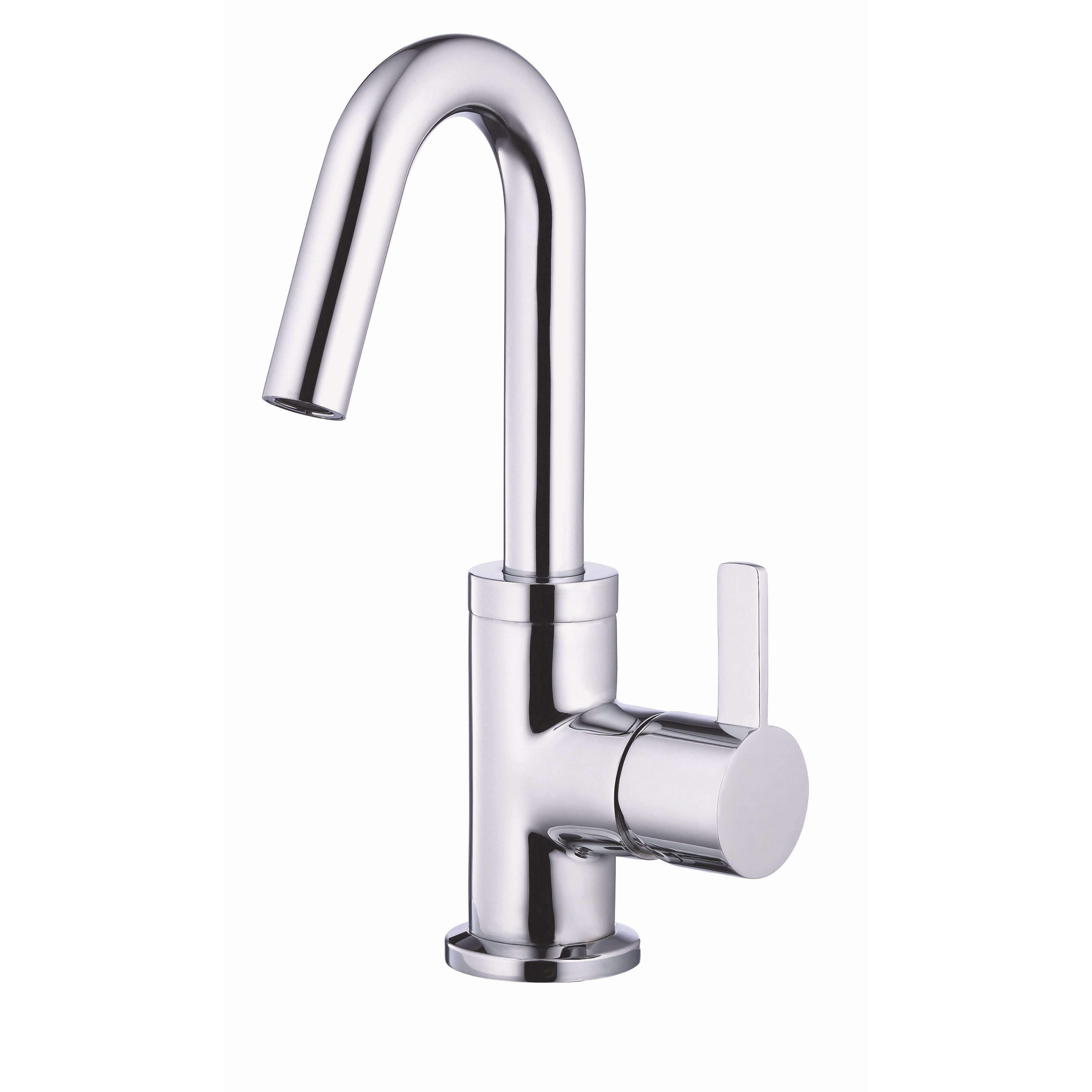 Danze Bathroom Accessories Danze Amalfi Single Handle Single Hole Bathroom Faucet Reviews