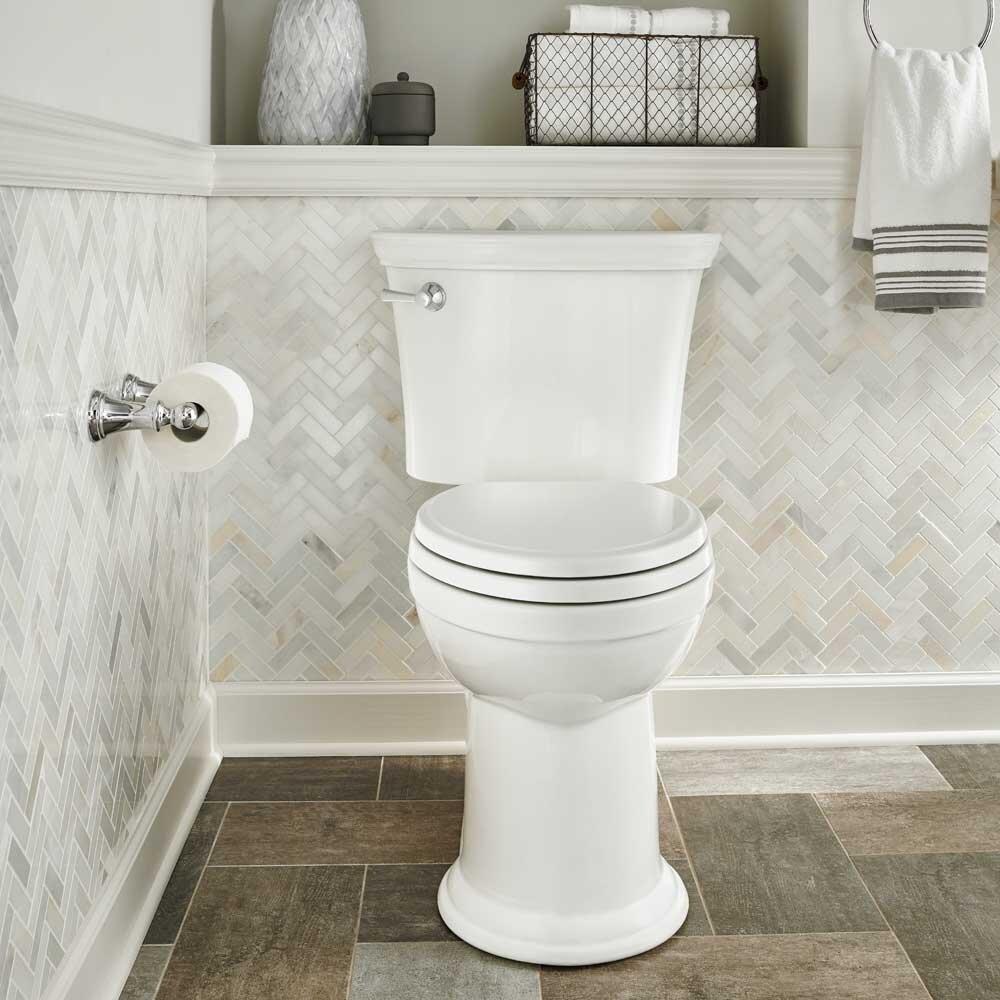 American Standard Cadet 3 Decor American Standard Heritage Vormax 128 Gpf Elongated Toilet 2