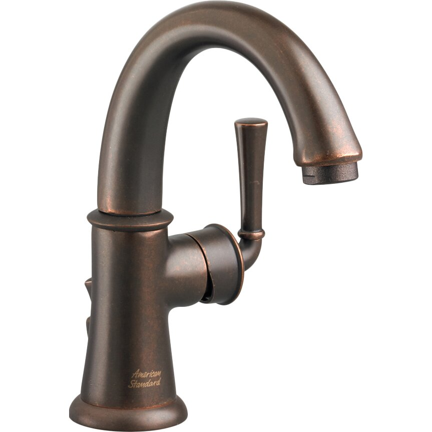 american standard portsmouth single hole bathroom faucet with