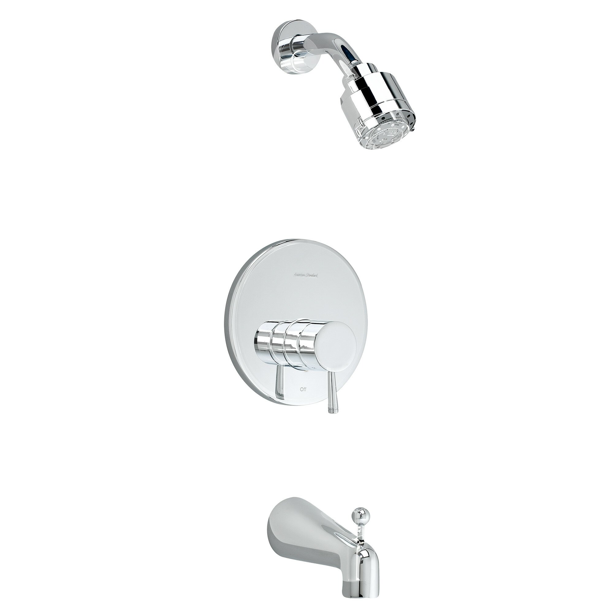 American Standard Serin Diverter Bath/Shower Faucet Trim Kit ... - American Standard Serin Diverter Bath/Shower Faucet Trim Kit