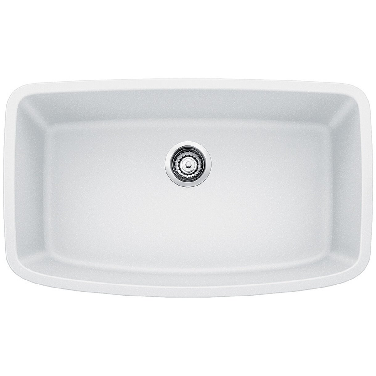 White Kitchen Sink Undermount Valea 32 X 19 Super Single Undermount Kitchen Sink Reviews