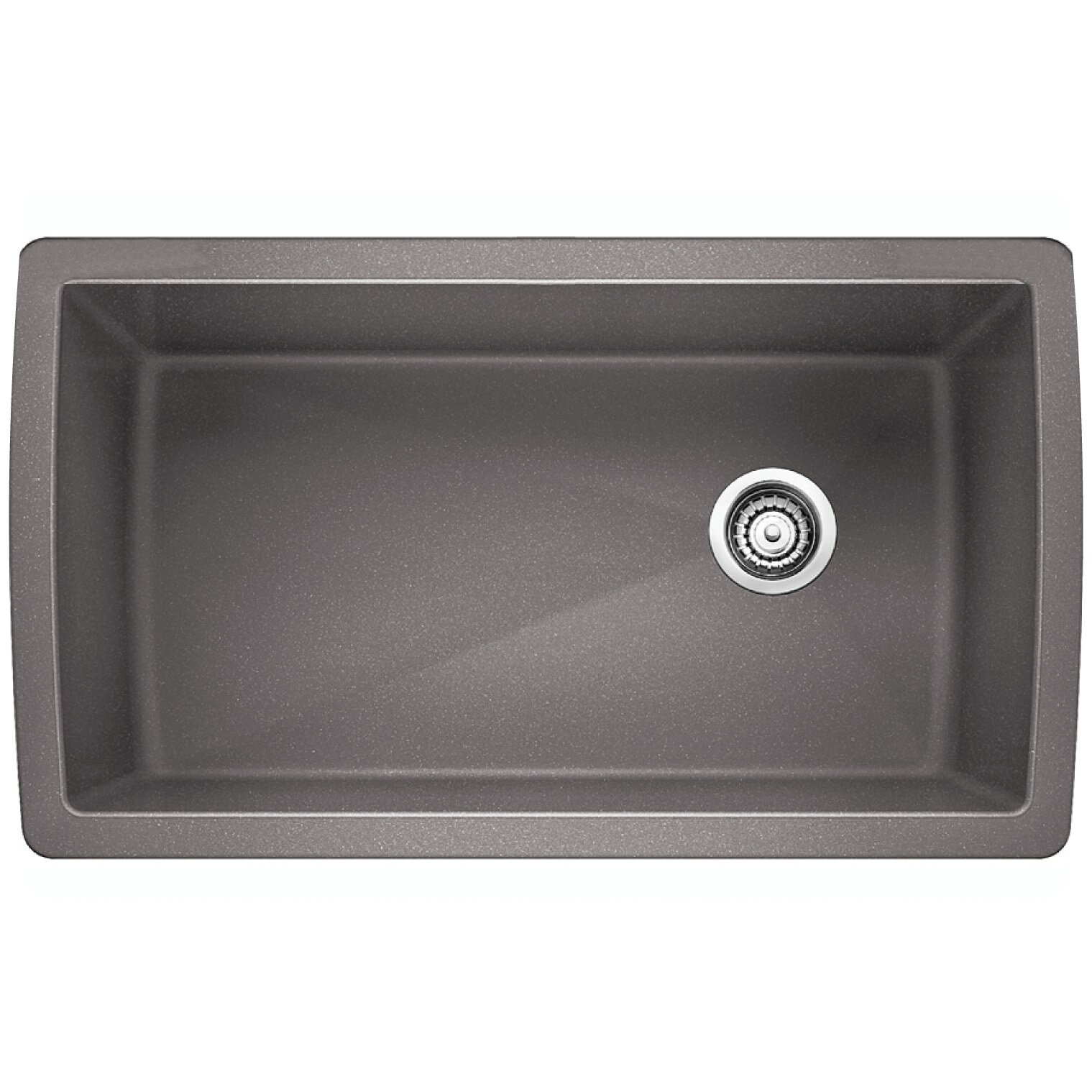 Granite Undermount Kitchen Sinks Granite Composite Kitchen Sinks Youll Love Wayfair