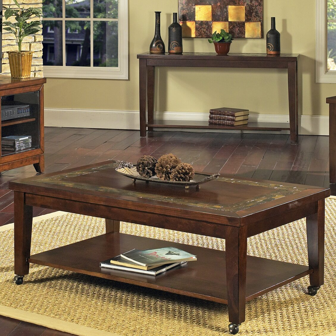 Steve Silver Furniture Davenport Coffee Table Reviews