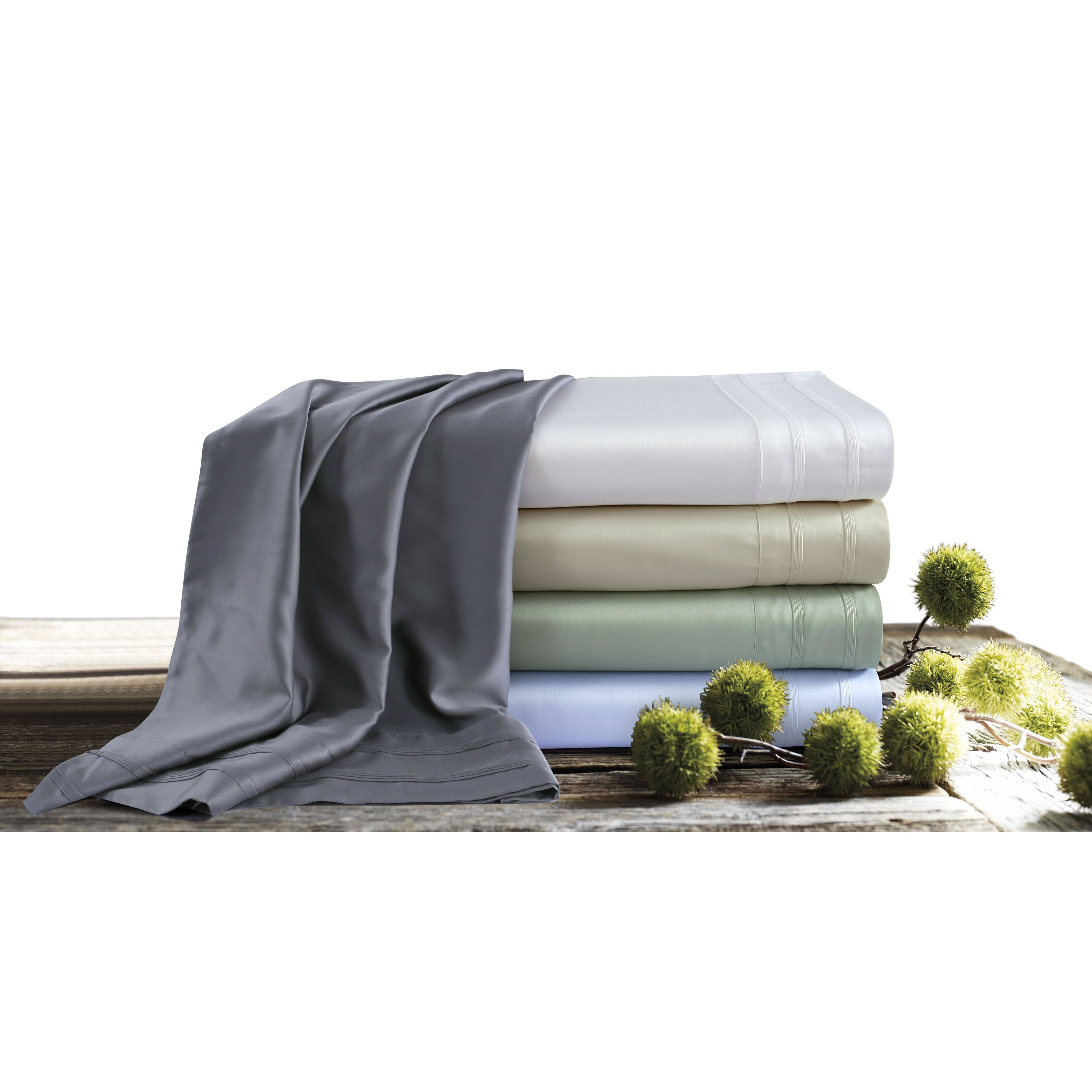 Extra deep pocket queen fitted sheets - Tribeca Living 300 Thread Count Extra Deep Pocket Sheet Set