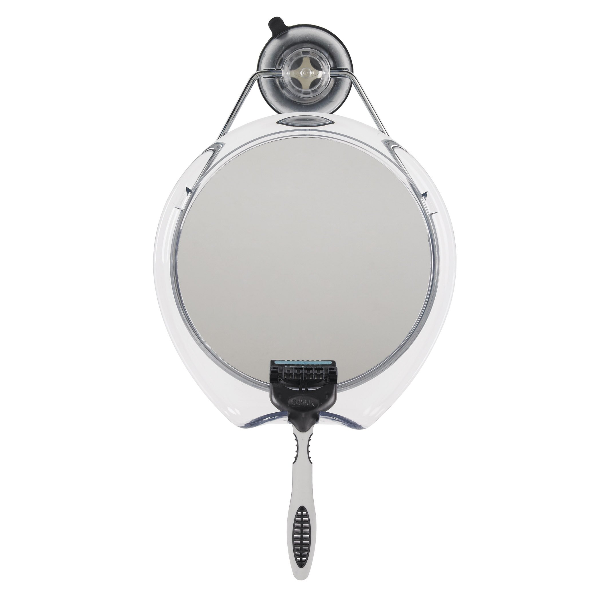 Oxo Bathroom Accessories Oxo Good Grips Stronghold Suction Fogless Mirror Defogger