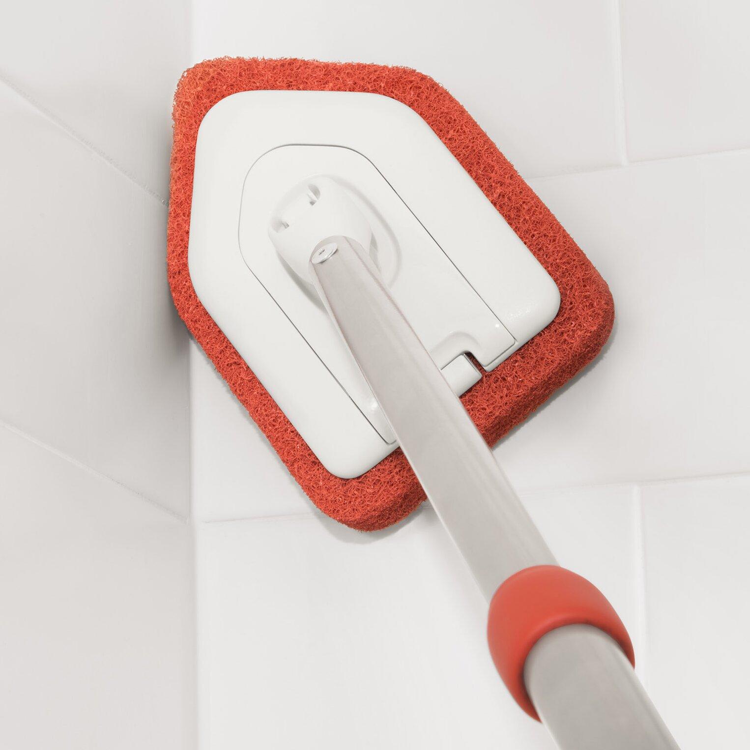 OXO Good Grips Tub  amp  Tile Scrubber Refill. OXO Good Grips Tub   Tile Scrubber Refill   Reviews   Wayfair