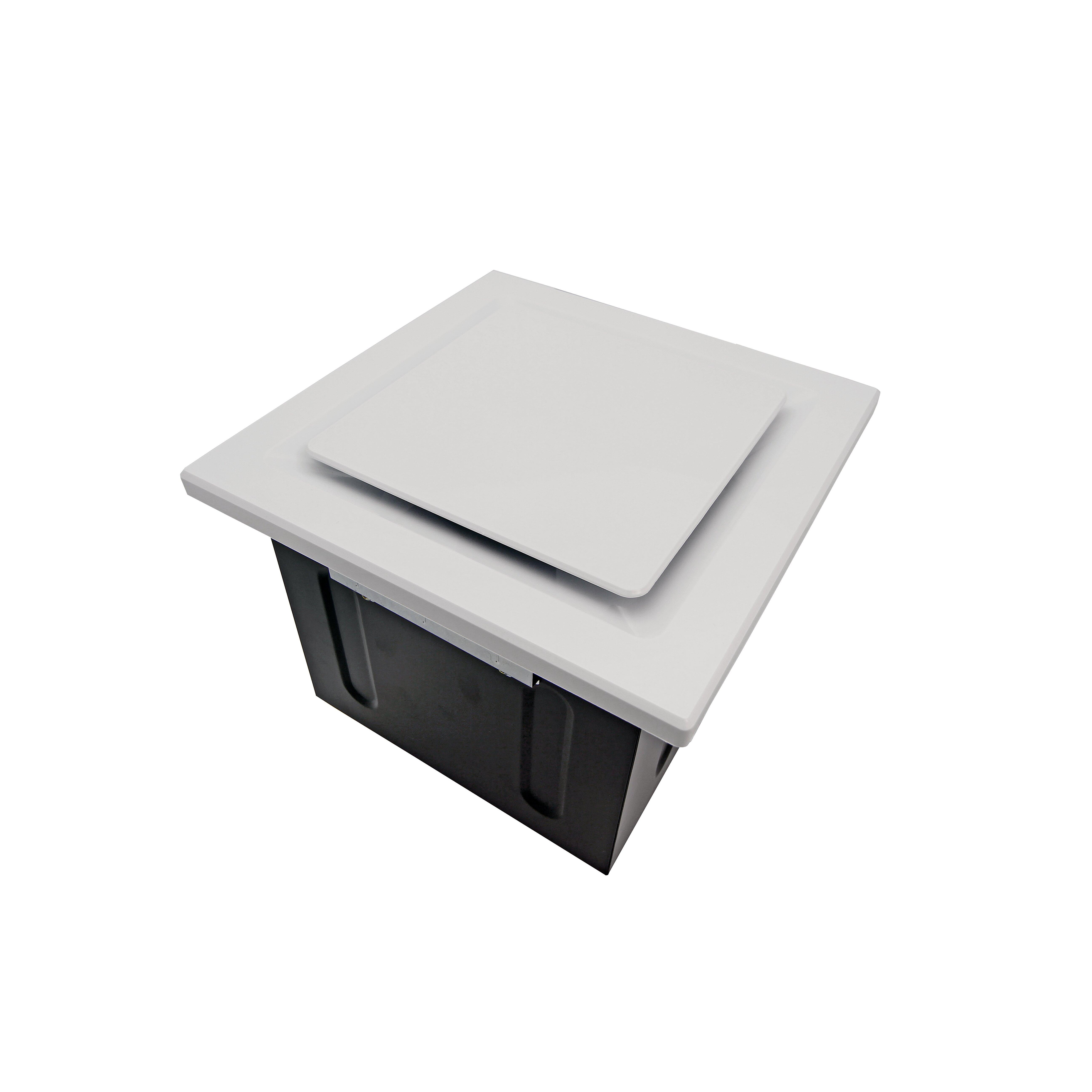 Quietest bathroom exhaust fan - Quick View Super Quiet 80 Cfm Bathroom Ventilation Fan