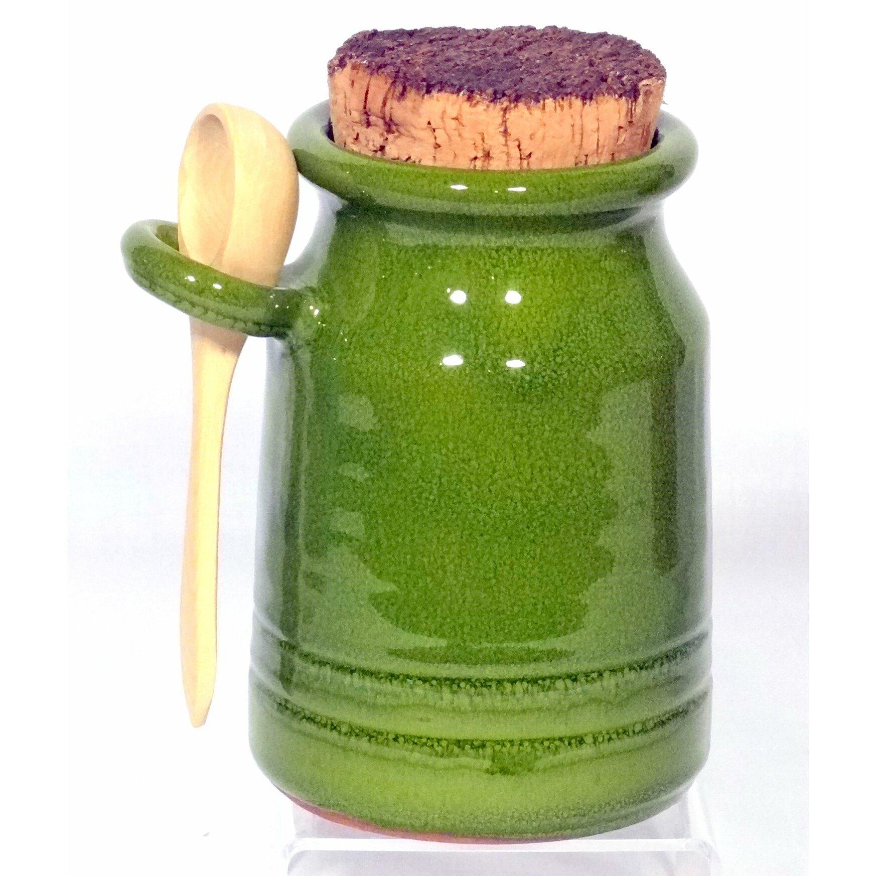 Cookware Essentials Green Salt Pig & Reviews